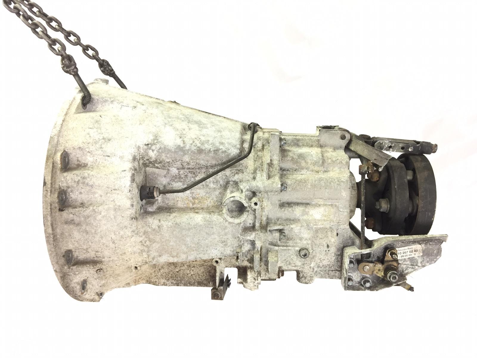 Кпп механическая (мкпп) Mercedes Clk W209 2.6 I 2003 (б/у)