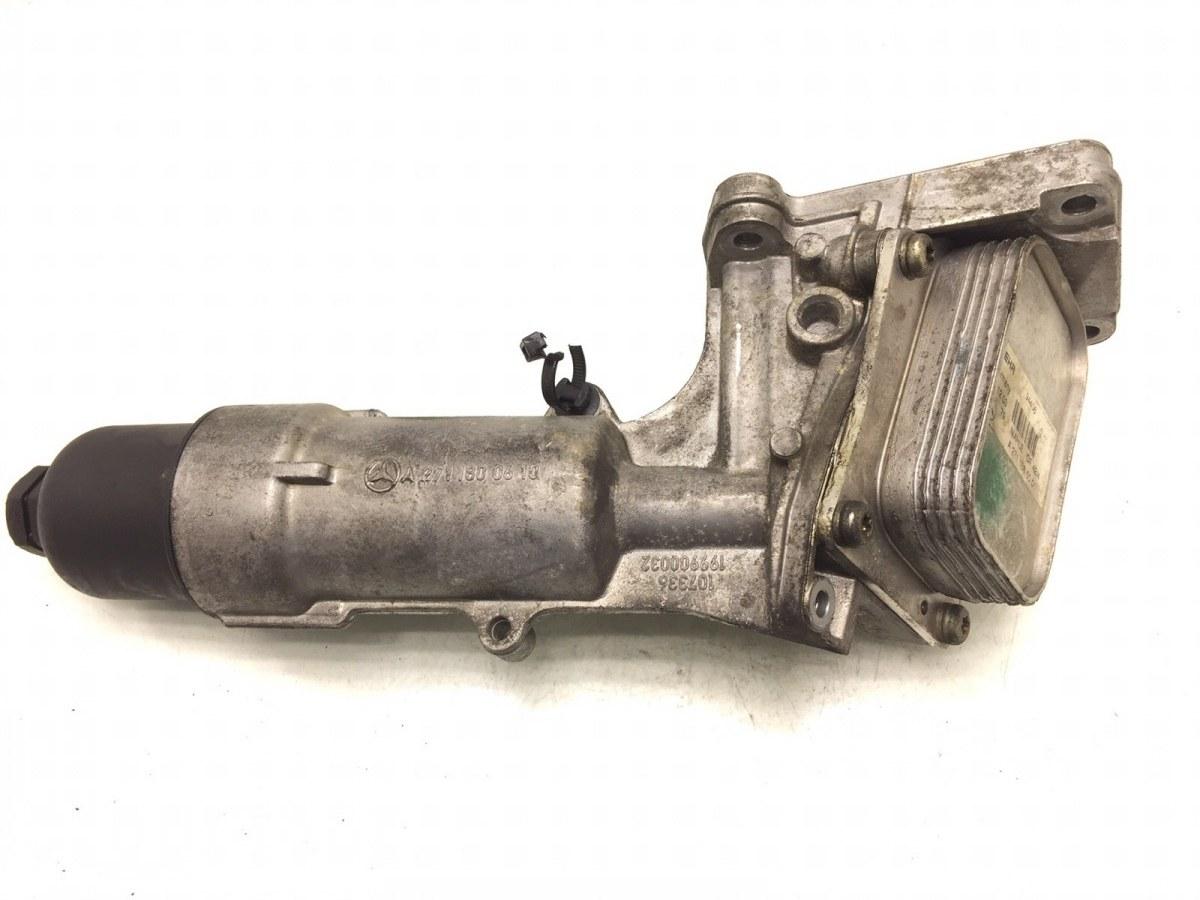 Корпус масляного фильтра Mercedes C W203 1.8 I 2004 (б/у)