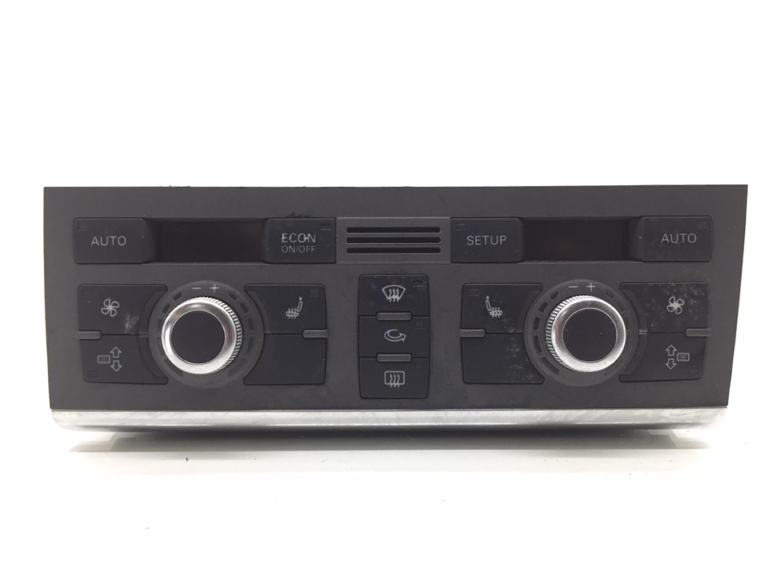 Блок управления печки/климат-контроля Audi A6 C6 2.4 I 2005 (б/у)