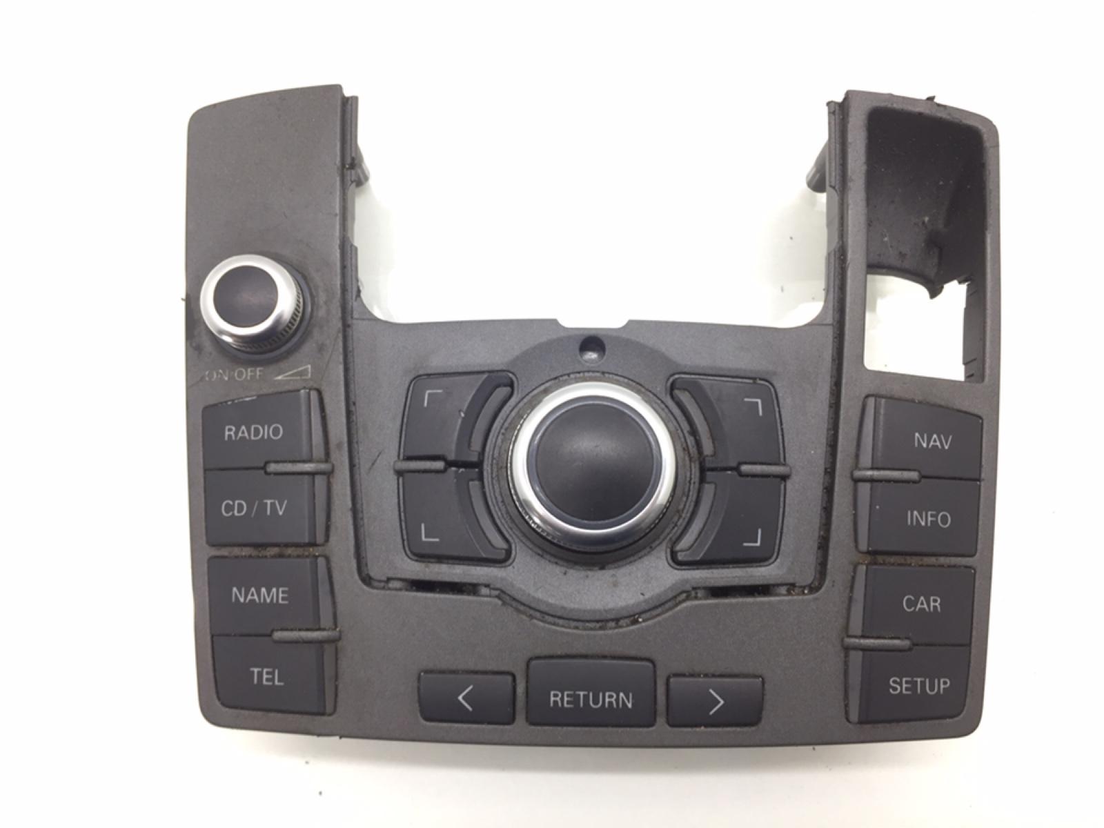 Джойстик управления мультимедиа Audi A6 C6 2.4 I 2005 (б/у)