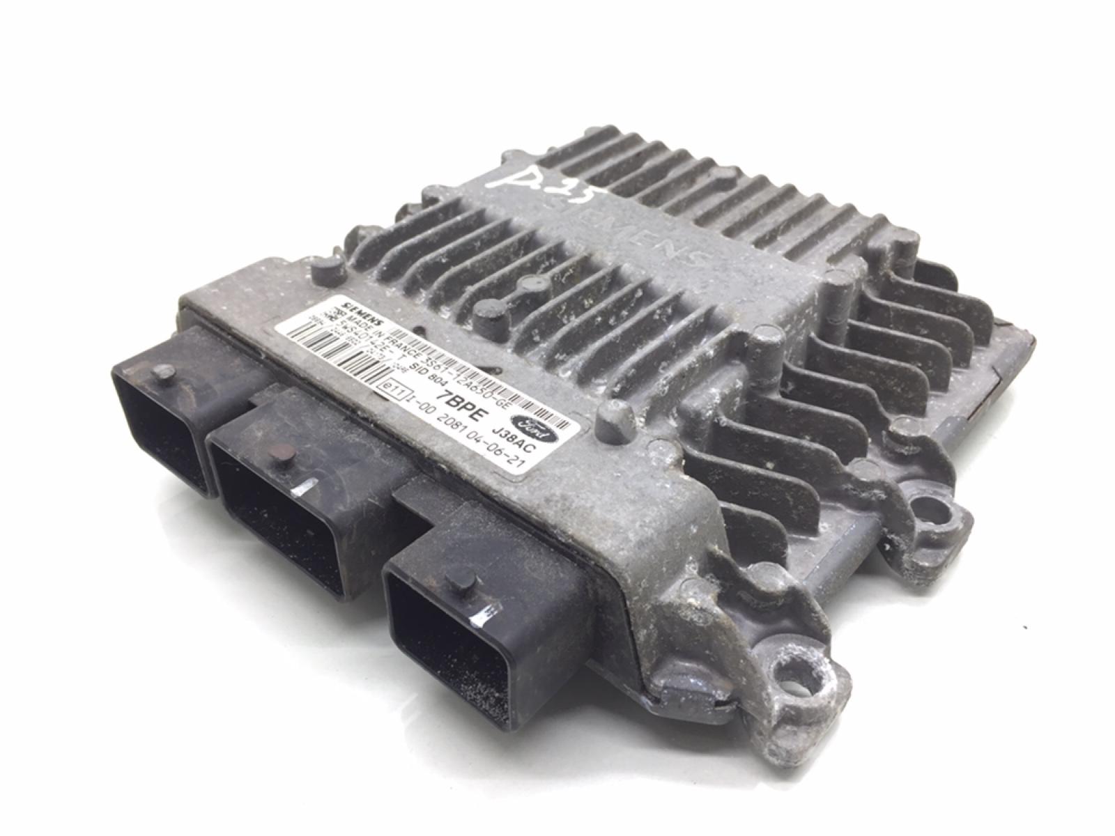 Блок управления двигателем Mazda 2 1.4 TD 2004 (б/у)