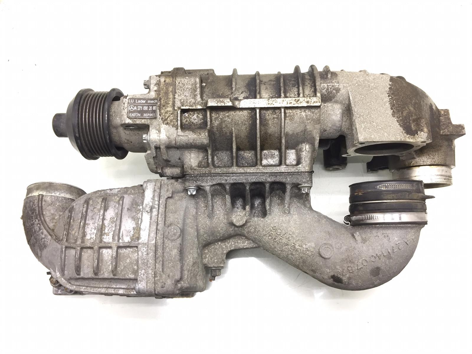 Нагнетатель воздуха (компрессор) Mercedes C W203 1.8 I 2003 (б/у)