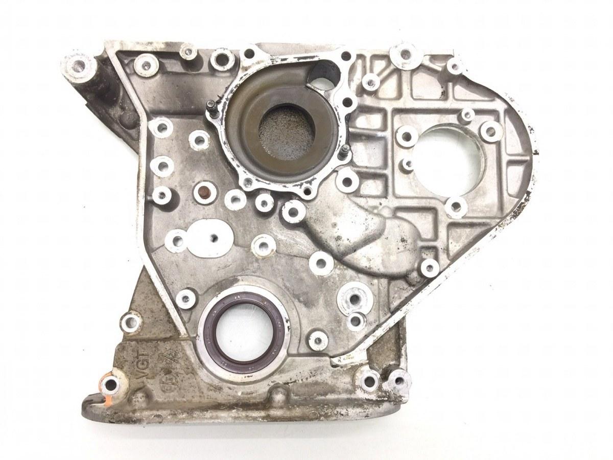 Крышка двигателя передняя Kia Sedona 2.9 CRDI 2007 (б/у)