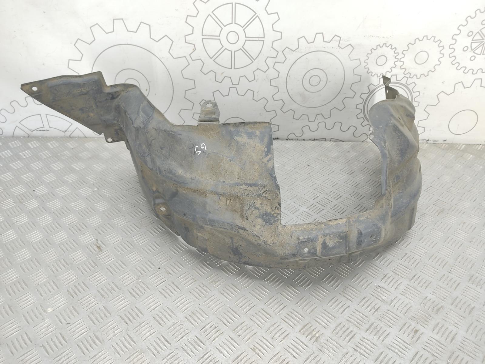 Защита арок передняя левая (подкрылок) Mazda 2 1.5 I 2008 (б/у)