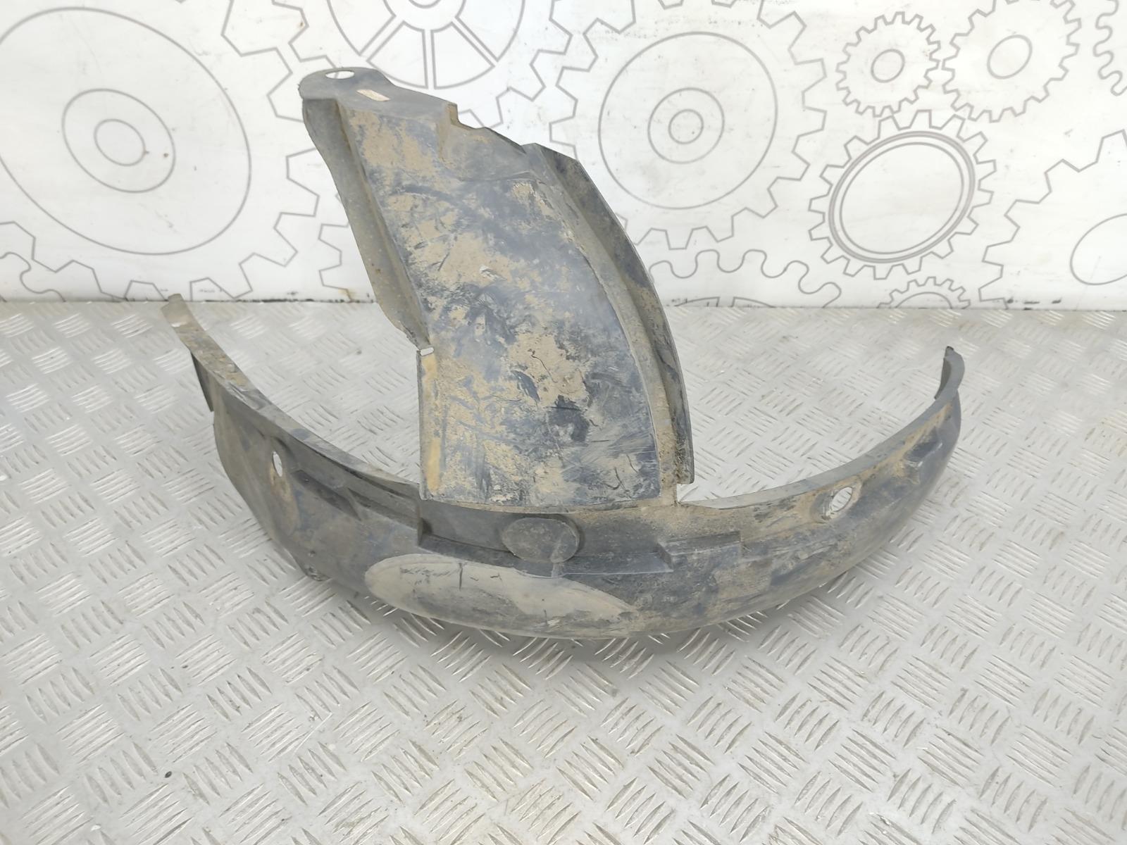 Защита арок передняя правая (подкрылок) Renault Kangoo 1.2 I 2007 (б/у)