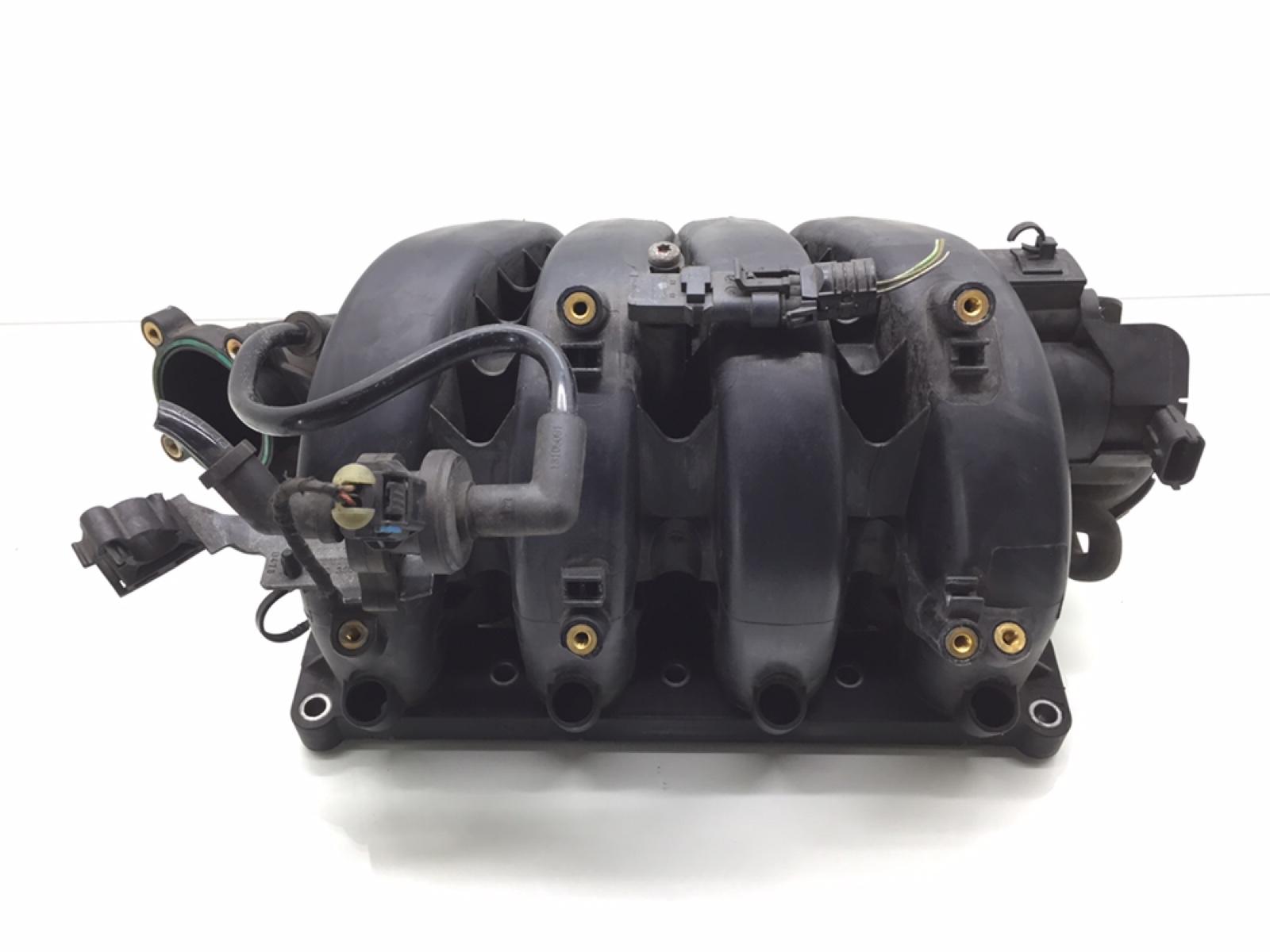 Коллектор впускной Opel Astra H 1.8 I 2008 (б/у)