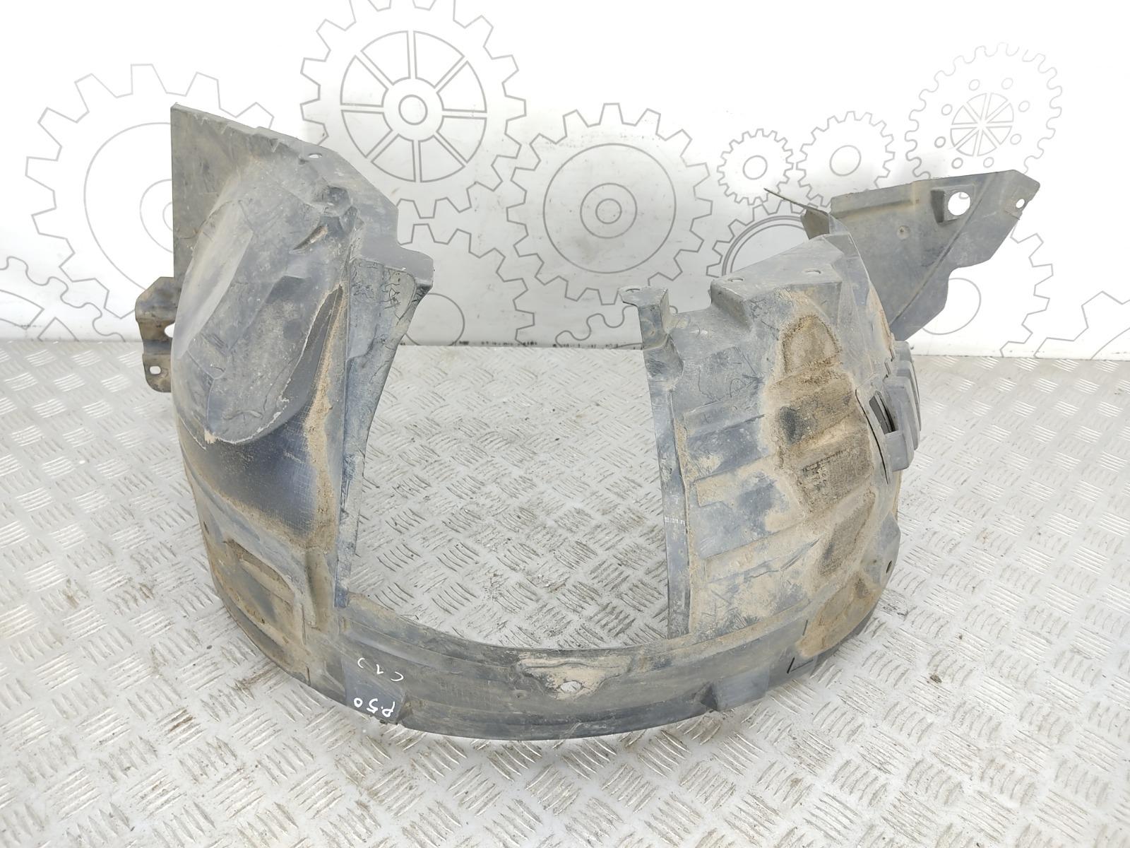 Защита арок передняя правая (подкрылок) Nissan Qashqai 2.0 DCI 2008 (б/у)
