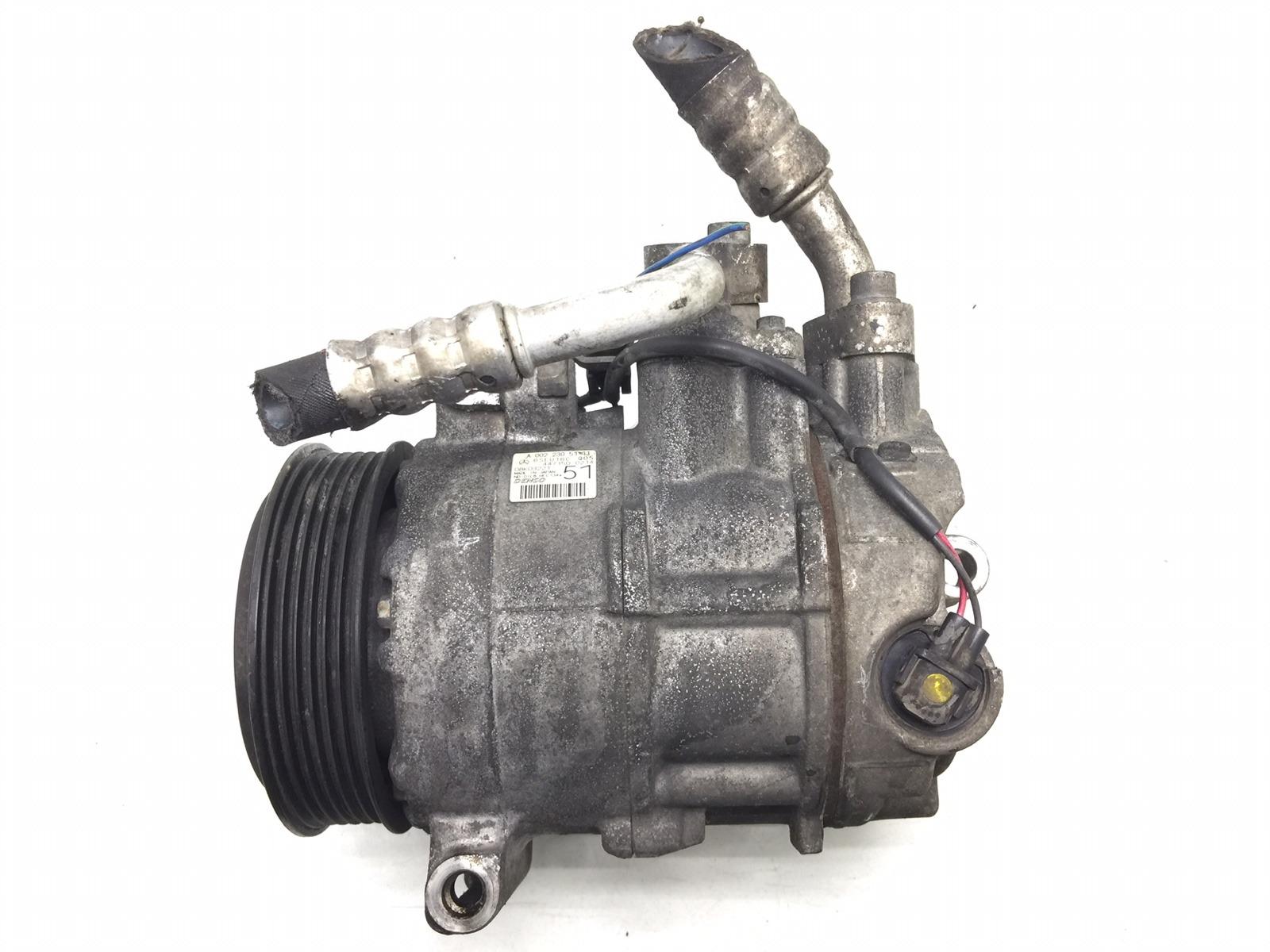 Компрессор кондиционера Mercedes E W211 2.2 CDI 2009 (б/у)