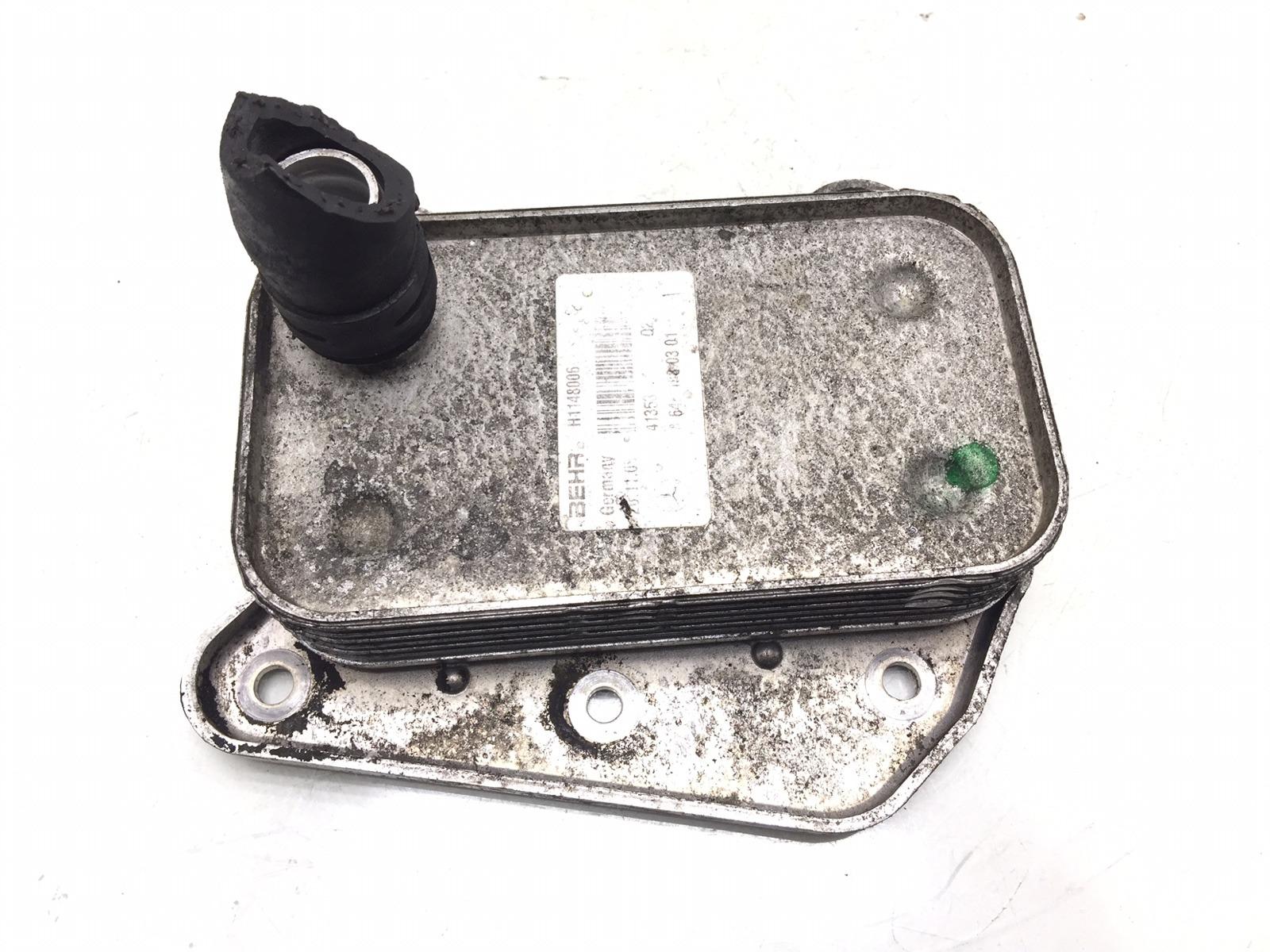 Радиатор масляный Mercedes E W211 2.2 CDI 2009 (б/у)