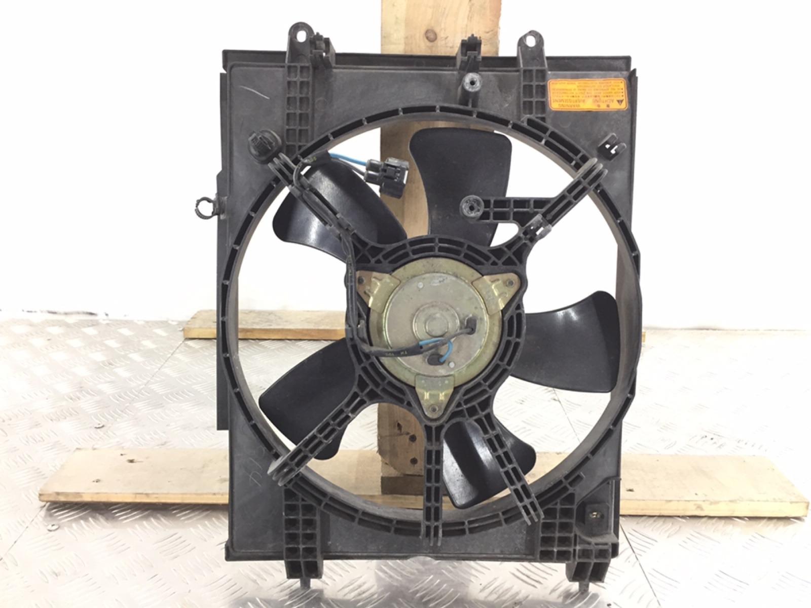 Вентилятор радиатора Mitsubishi Outlander 2.4 I 2004 (б/у)