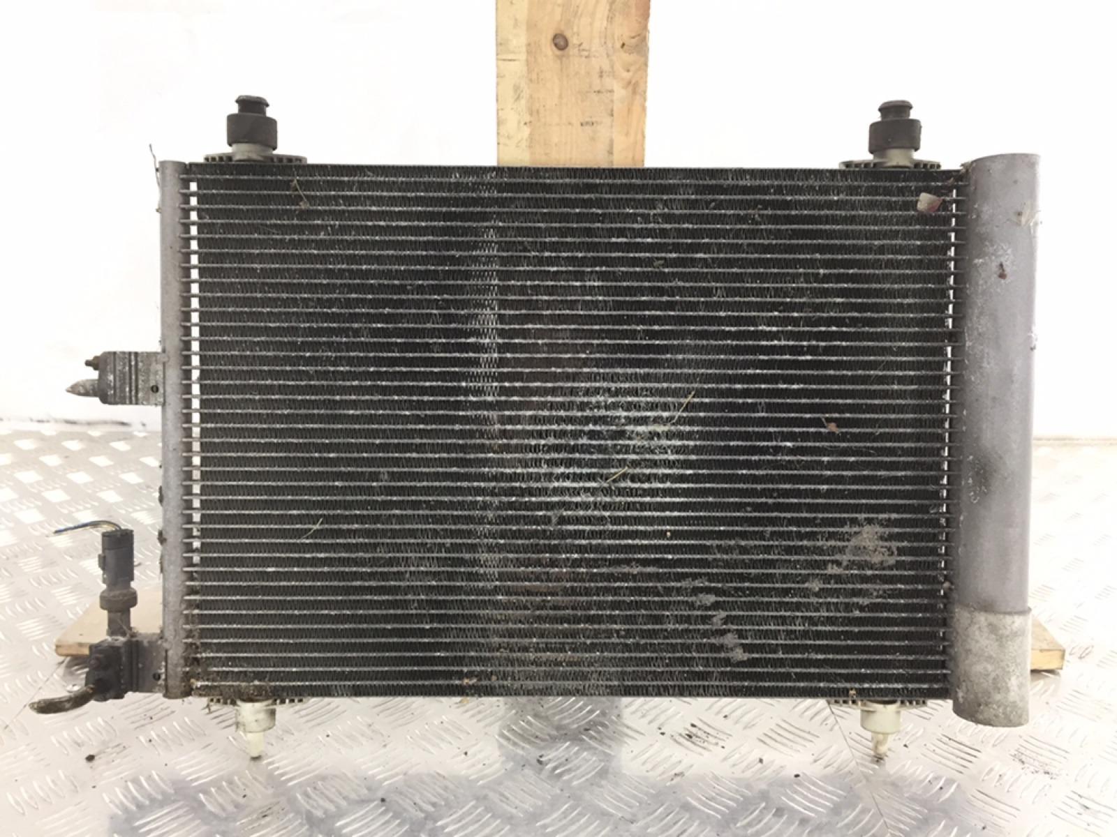 Радиатор кондиционера Citroen Xsara Picasso 1.6 I 2005 (б/у)