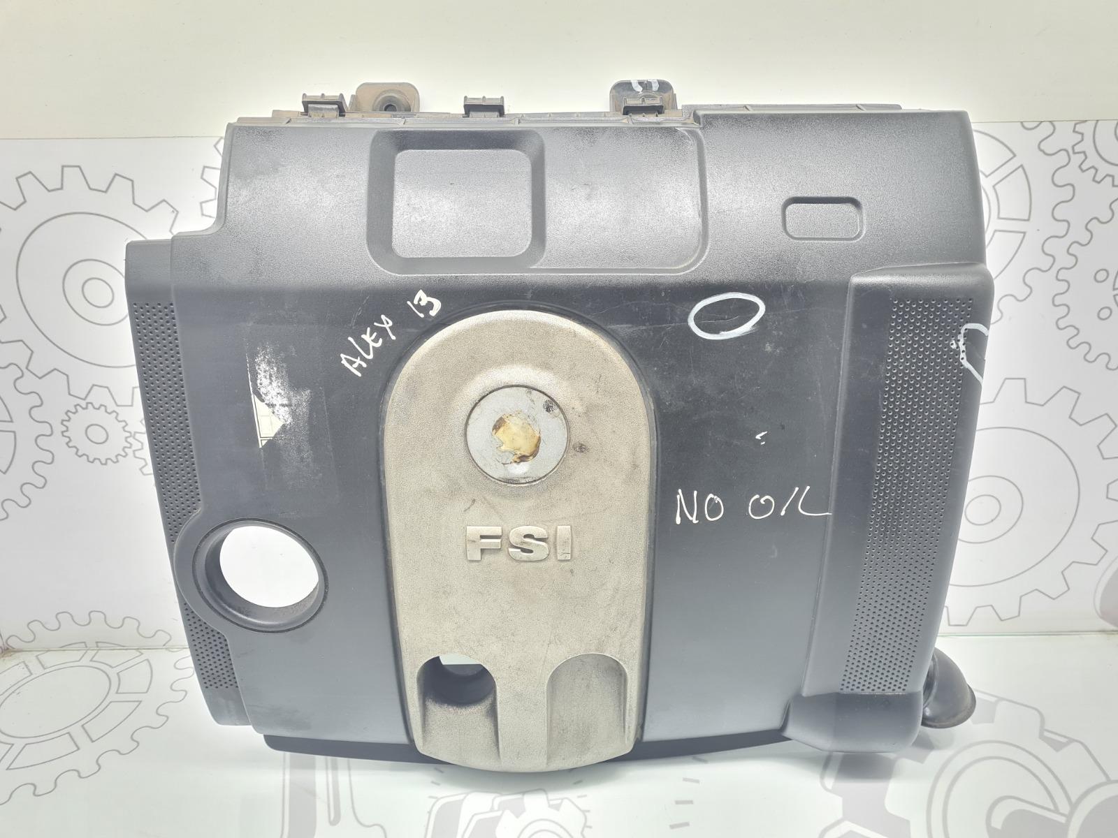 Декоративная крышка двигателя Skoda Octavia 1.6 I 2005 (б/у)