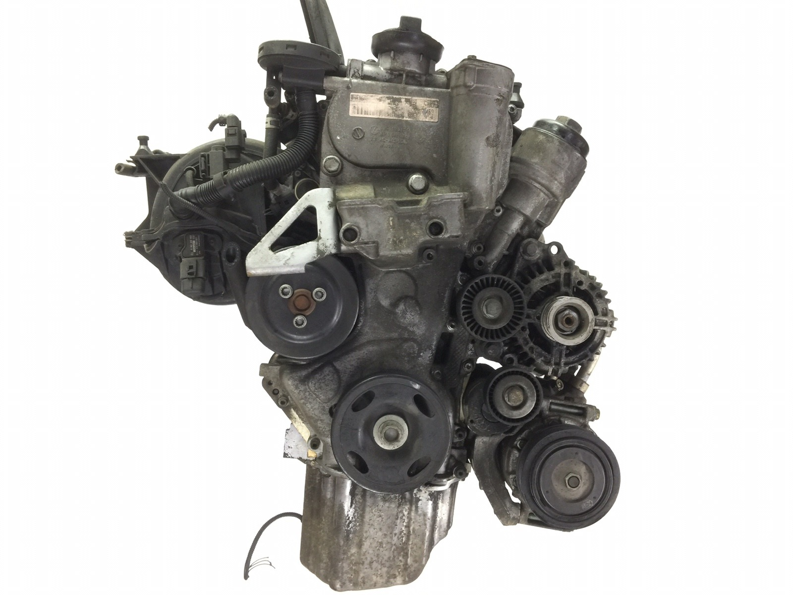 Двигатель Volkswagen Golf 5 1.4 FSI 2006 (б/у)