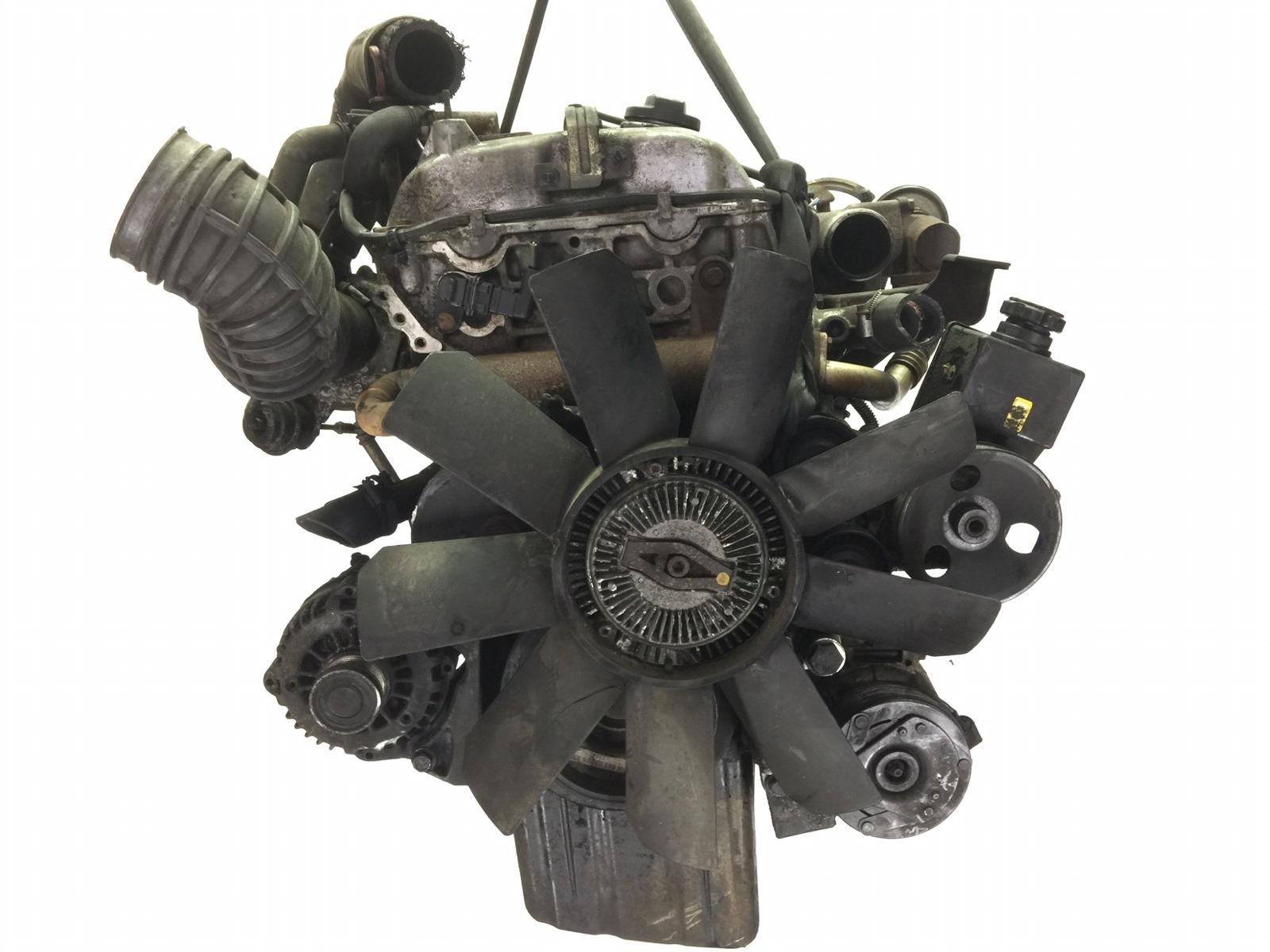 Двигатель Ssangyong Rexton 2.7 CRDI 2005 (б/у)