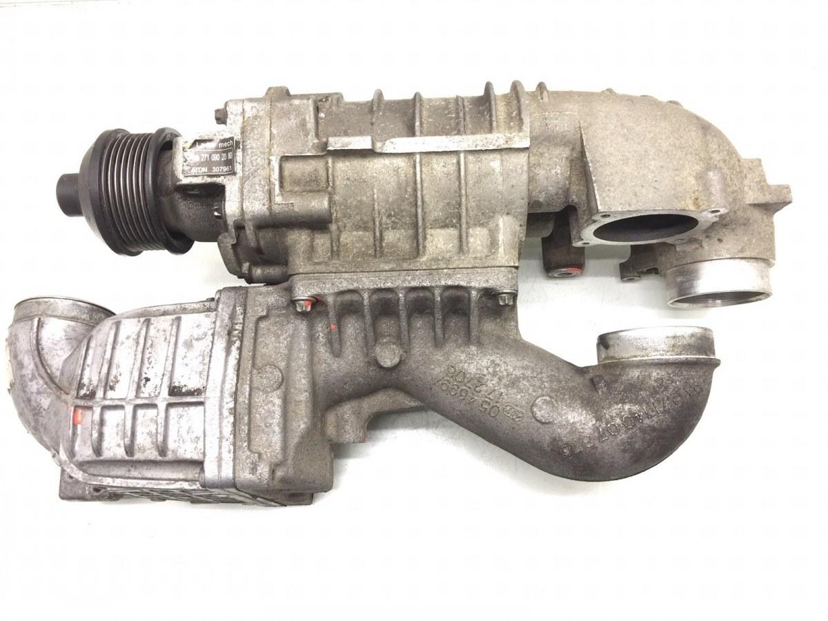 Нагнетатель воздуха (компрессор) Mercedes E W211 1.8 I 2003 (б/у)