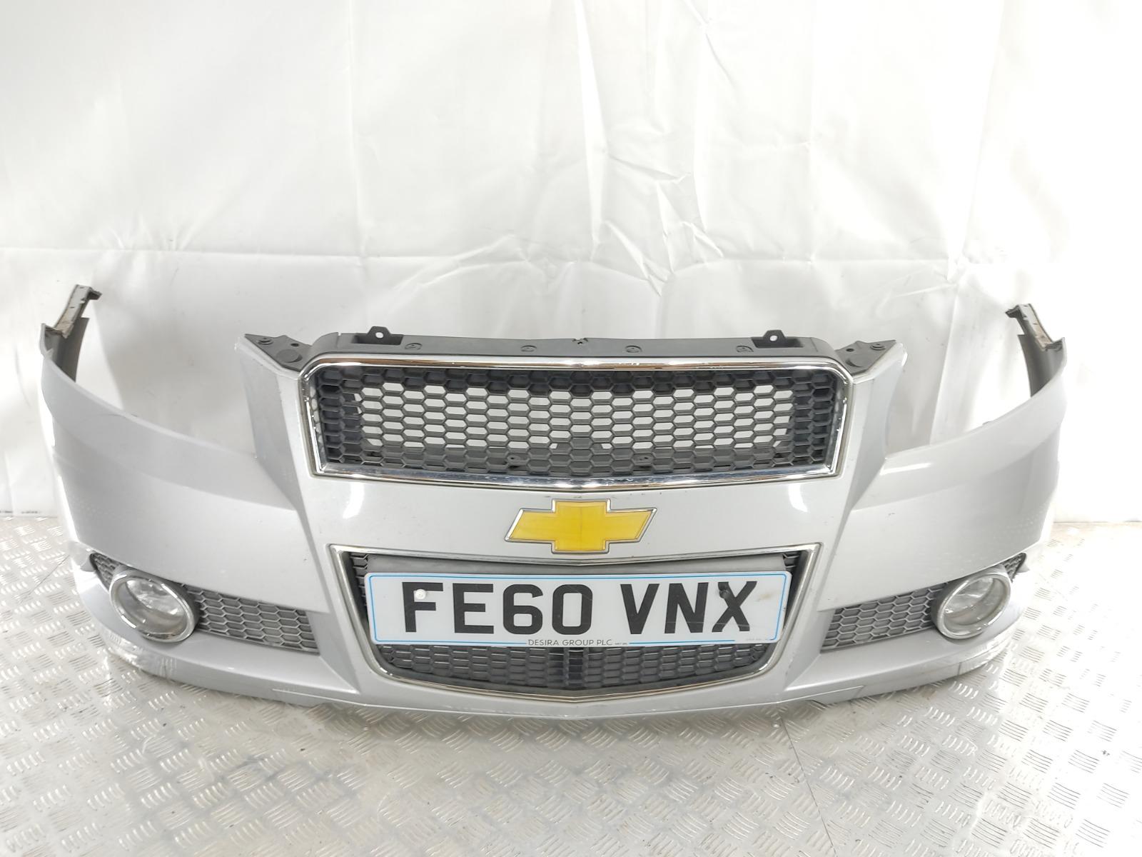 Бампер передний Chevrolet Aveo T250 1.4 I 2010 (б/у)