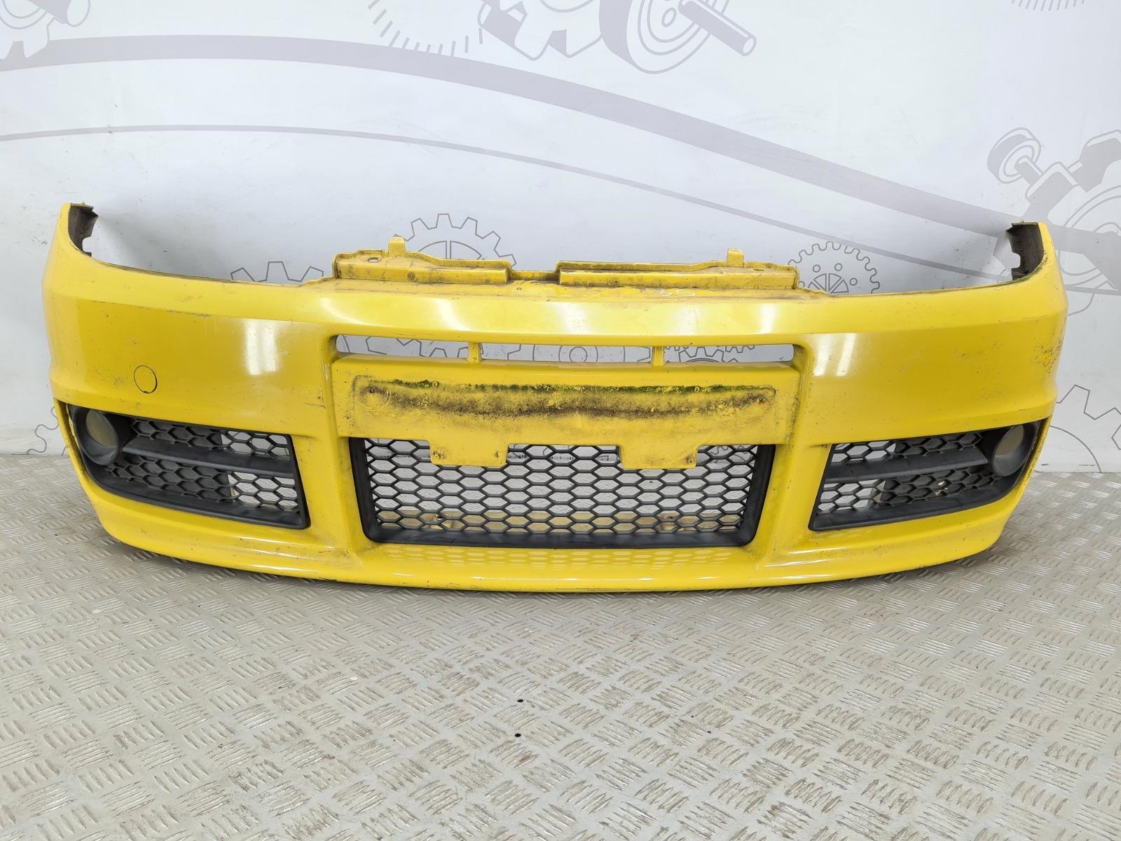 Бампер передний Fiat Punto 2 1.8 I 2004 (б/у)