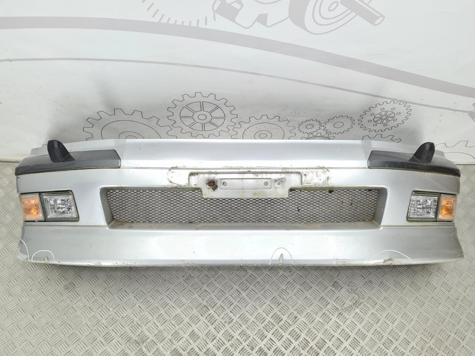 Бампер передний Mitsubishi Space Wagon 3 2.4 I 2002 (б/у)