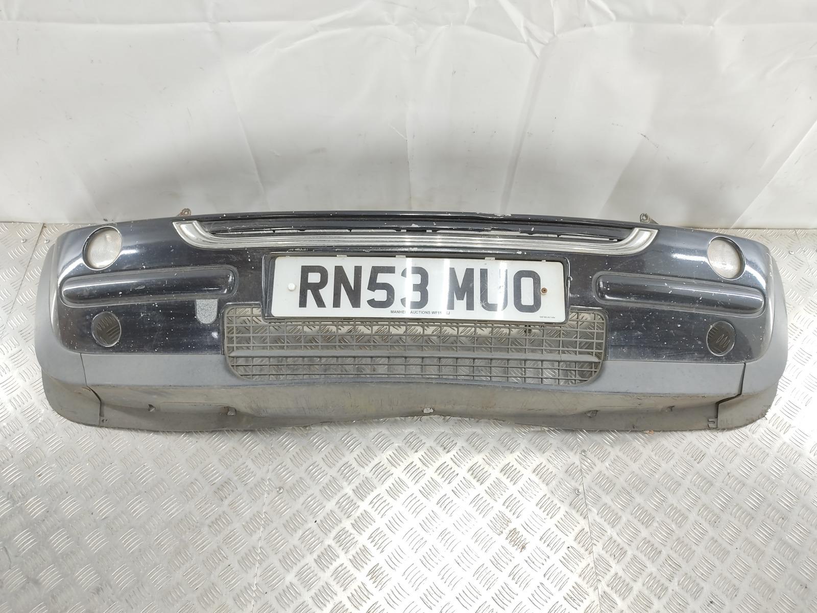 Бампер передний Mini Cooper R50 1.4 TD 2003 (б/у)