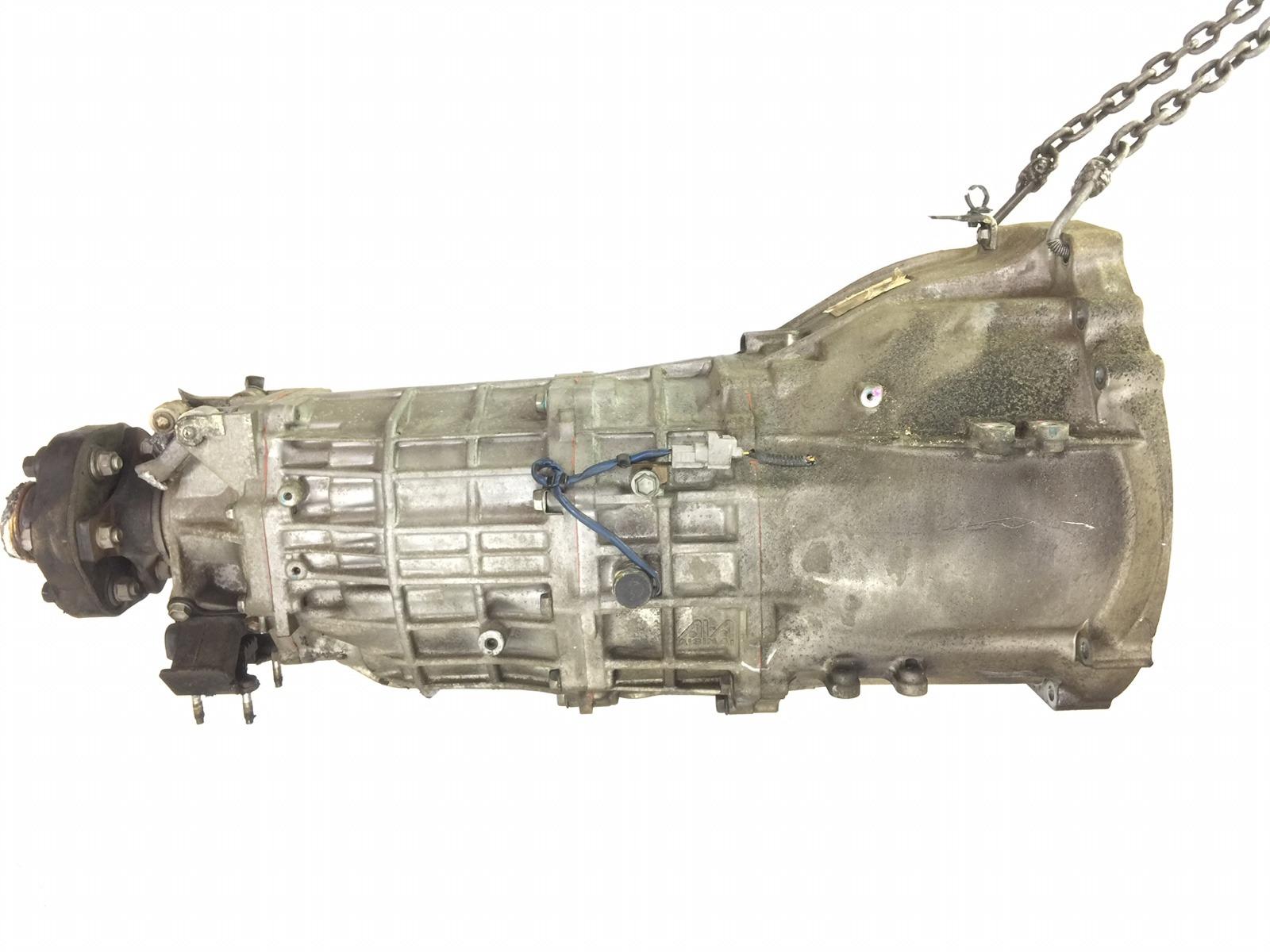 Кпп механическая (мкпп) Lexus Is 2.2 TD 2007 (б/у)