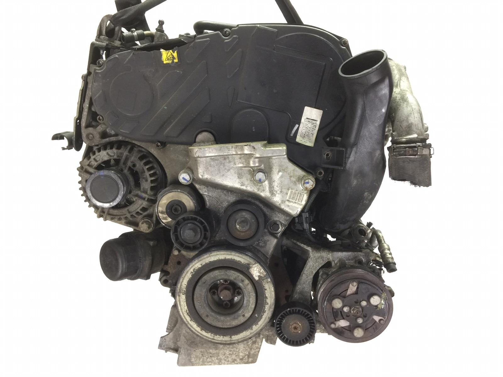 Двигатель Saab 9-3 1.9 TID 2008 (б/у)