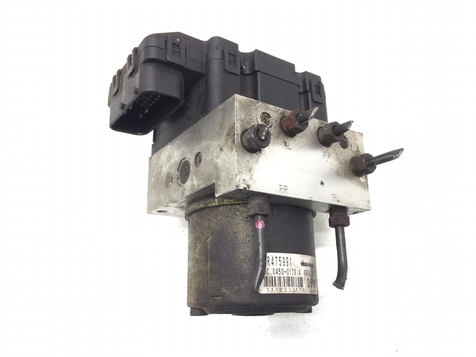 Блок abs Mitsubishi Space Wagon 3 2.4 I 2002 (б/у)