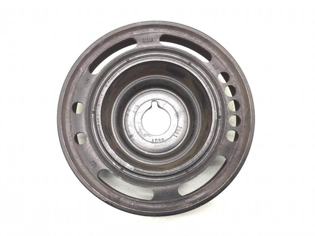 Шкив коленвала Chevrolet Aveo T250 1.4 I 2010 (б/у)