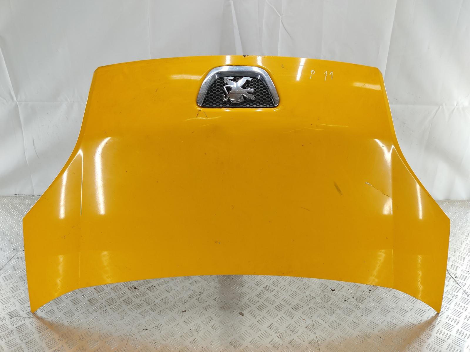 Капот Peugeot Bipper 1.4 TD 2009 (б/у)