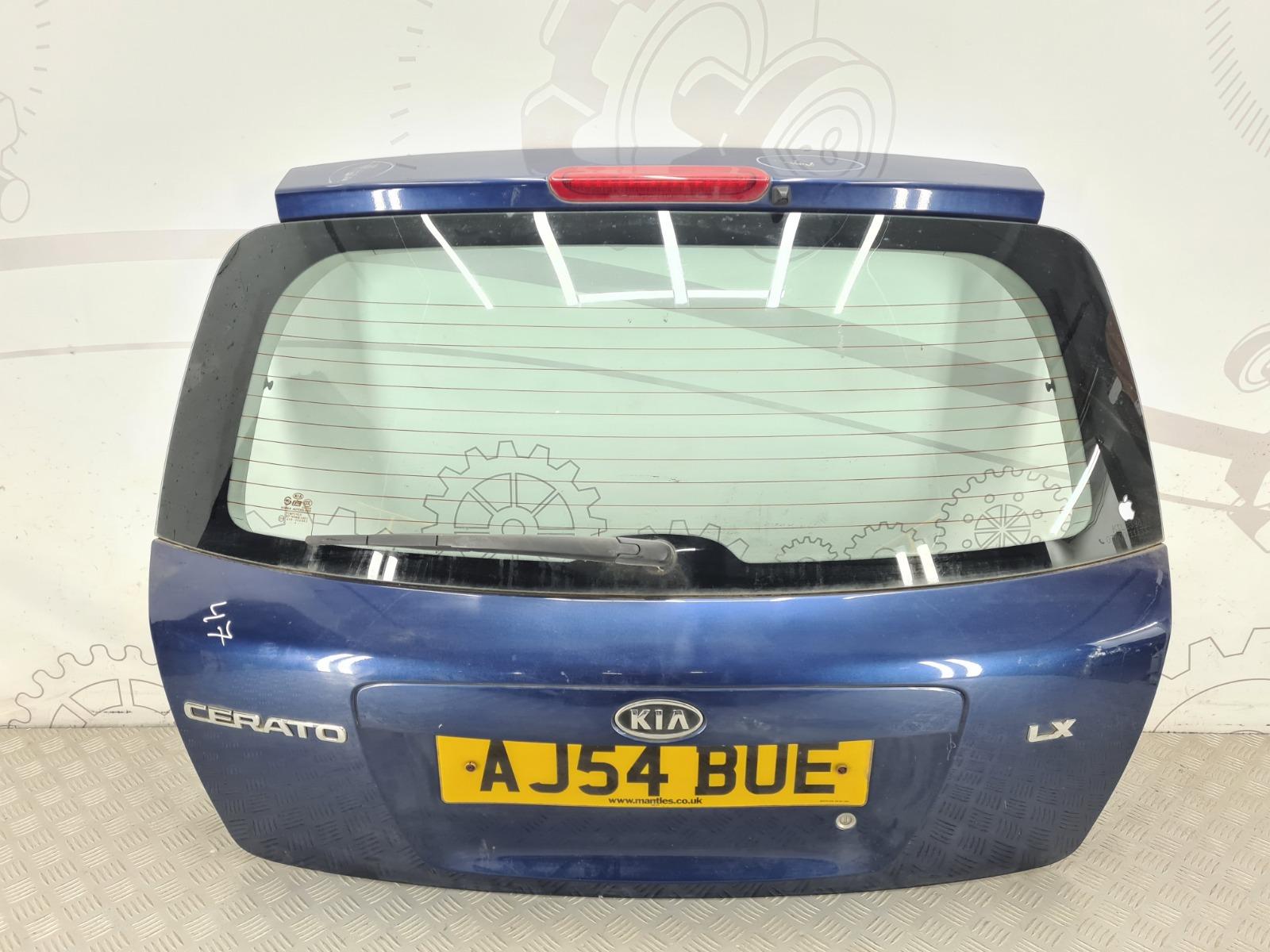 Крышка багажника Kia Cerato 1 1.6 I 2004 (б/у)