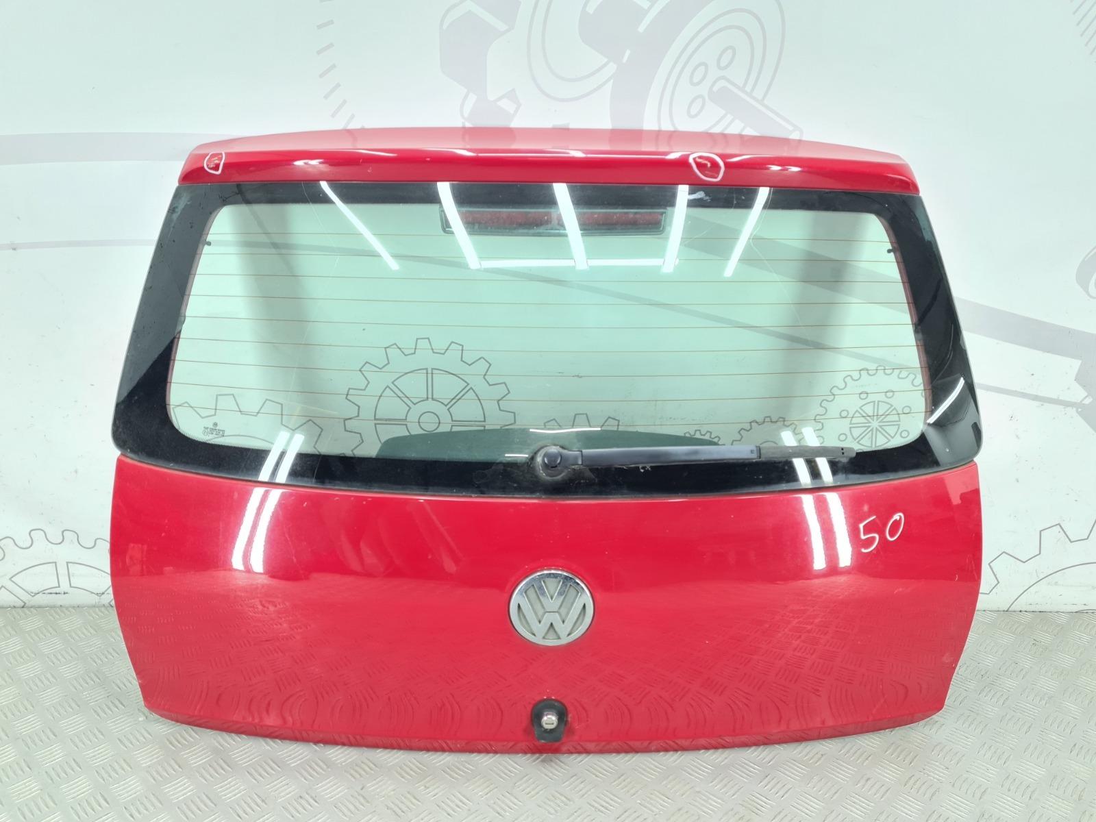 Крышка багажника Volkswagen Fox 1.2 I 2008 (б/у)