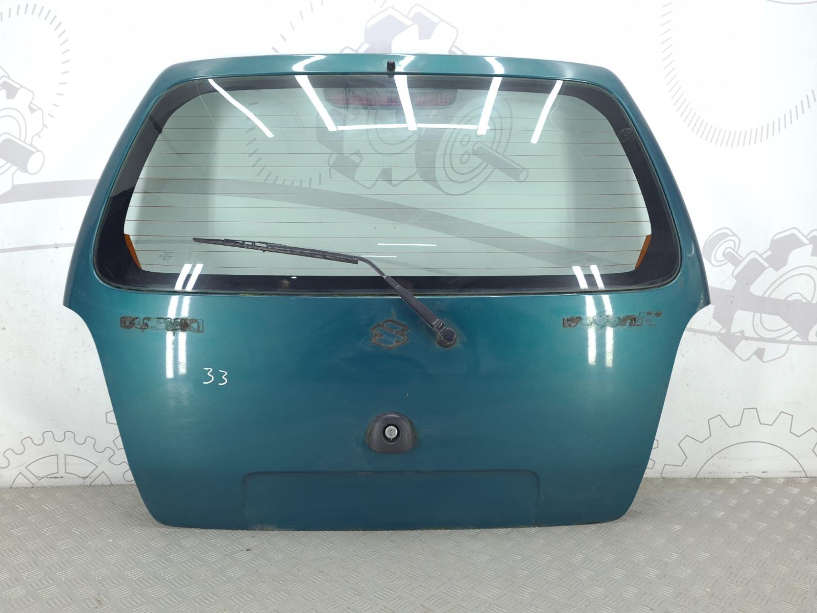 Крышка багажника Suzuki Wagon R 1.3 I 2002 (б/у)