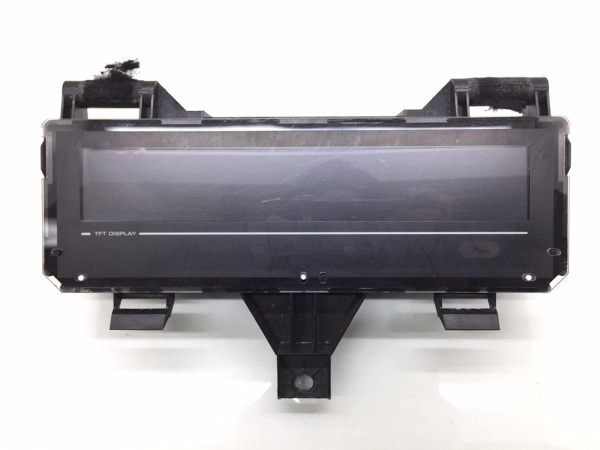 Щиток приборов (приборная панель) Renault Scenic 1.6 I 2011 (б/у)
