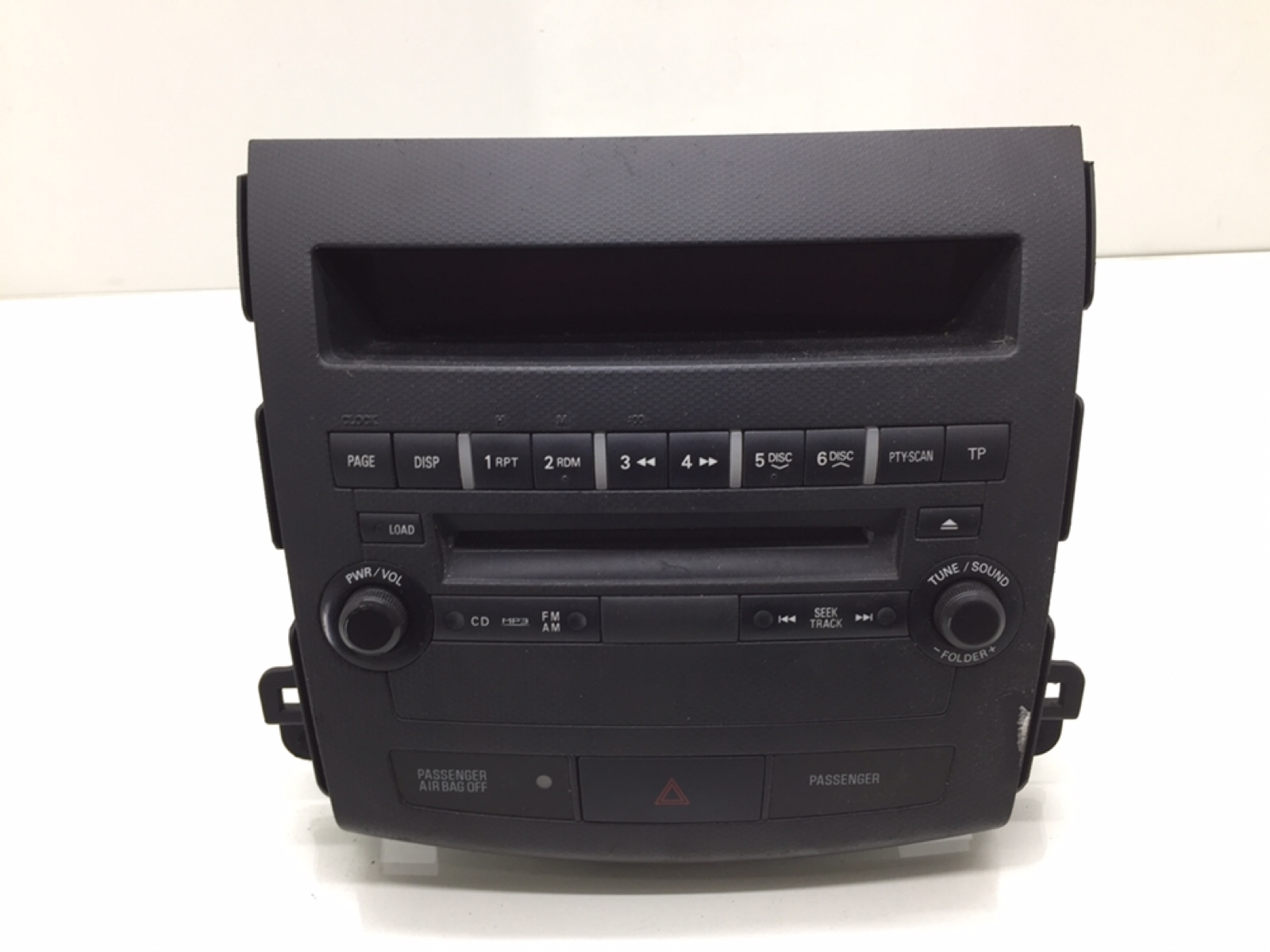 Магнитола Peugeot 4007 2.2 HDI 2008 (б/у)