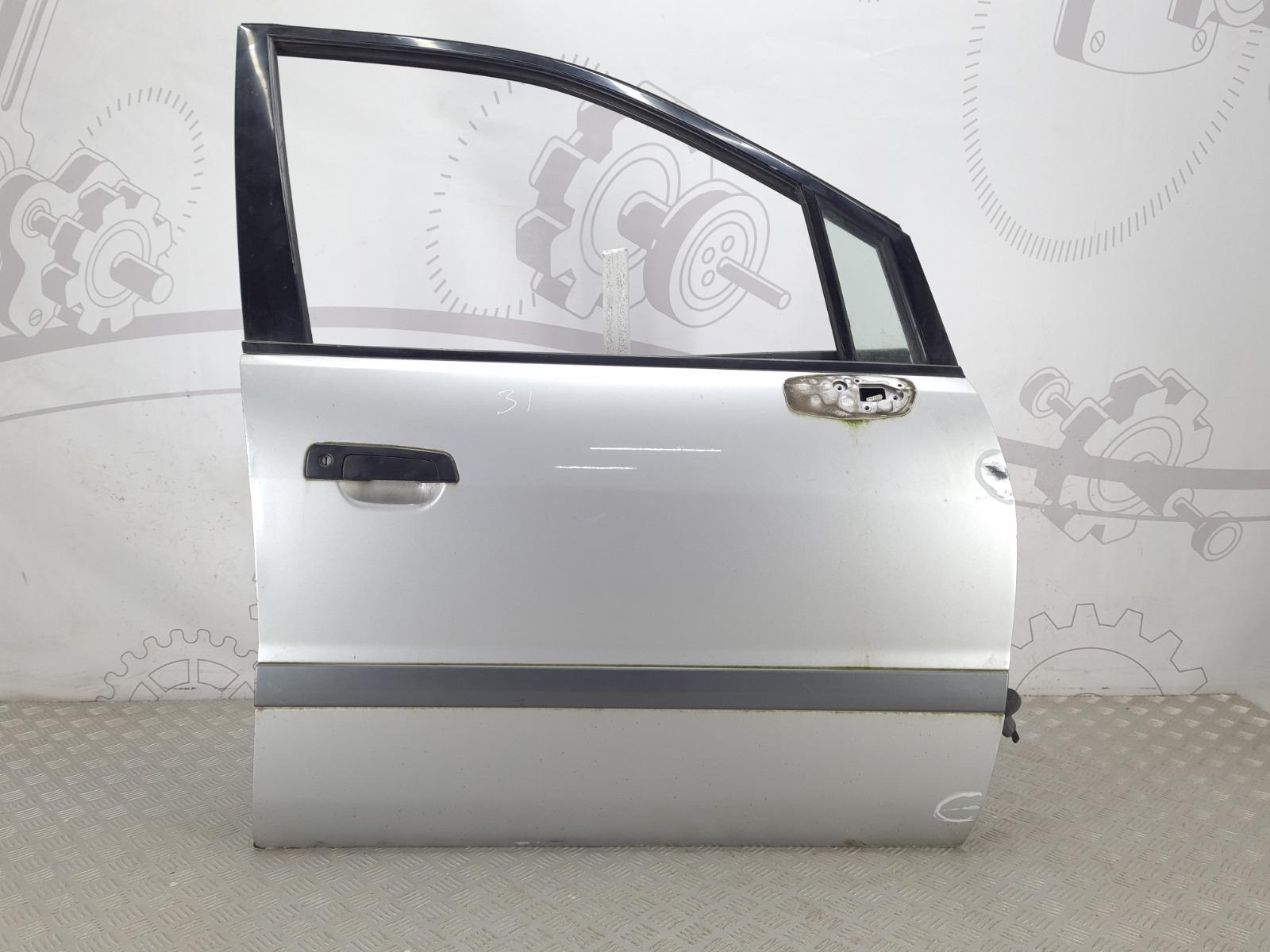 Дверь передняя правая Mitsubishi Space Wagon 3 2.4 I 2002 (б/у)