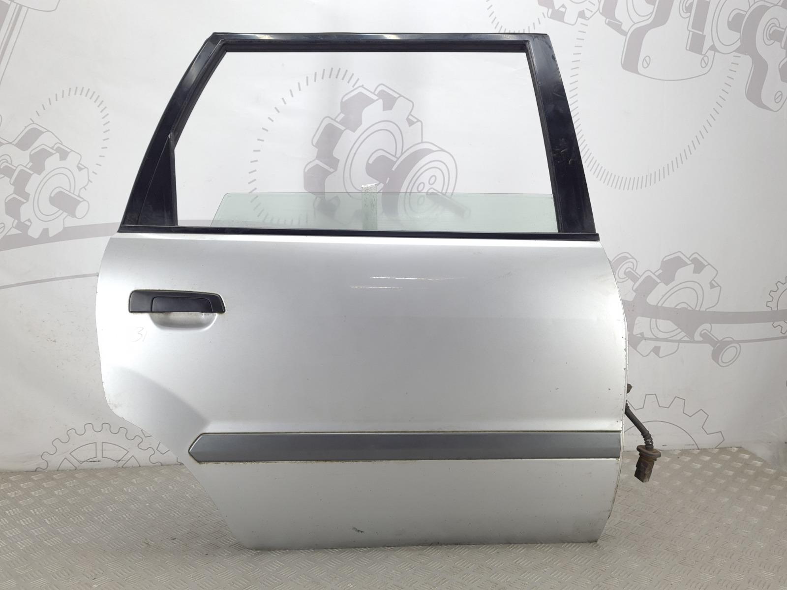 Дверь задняя правая Mitsubishi Space Wagon 3 2.4 I 2002 (б/у)