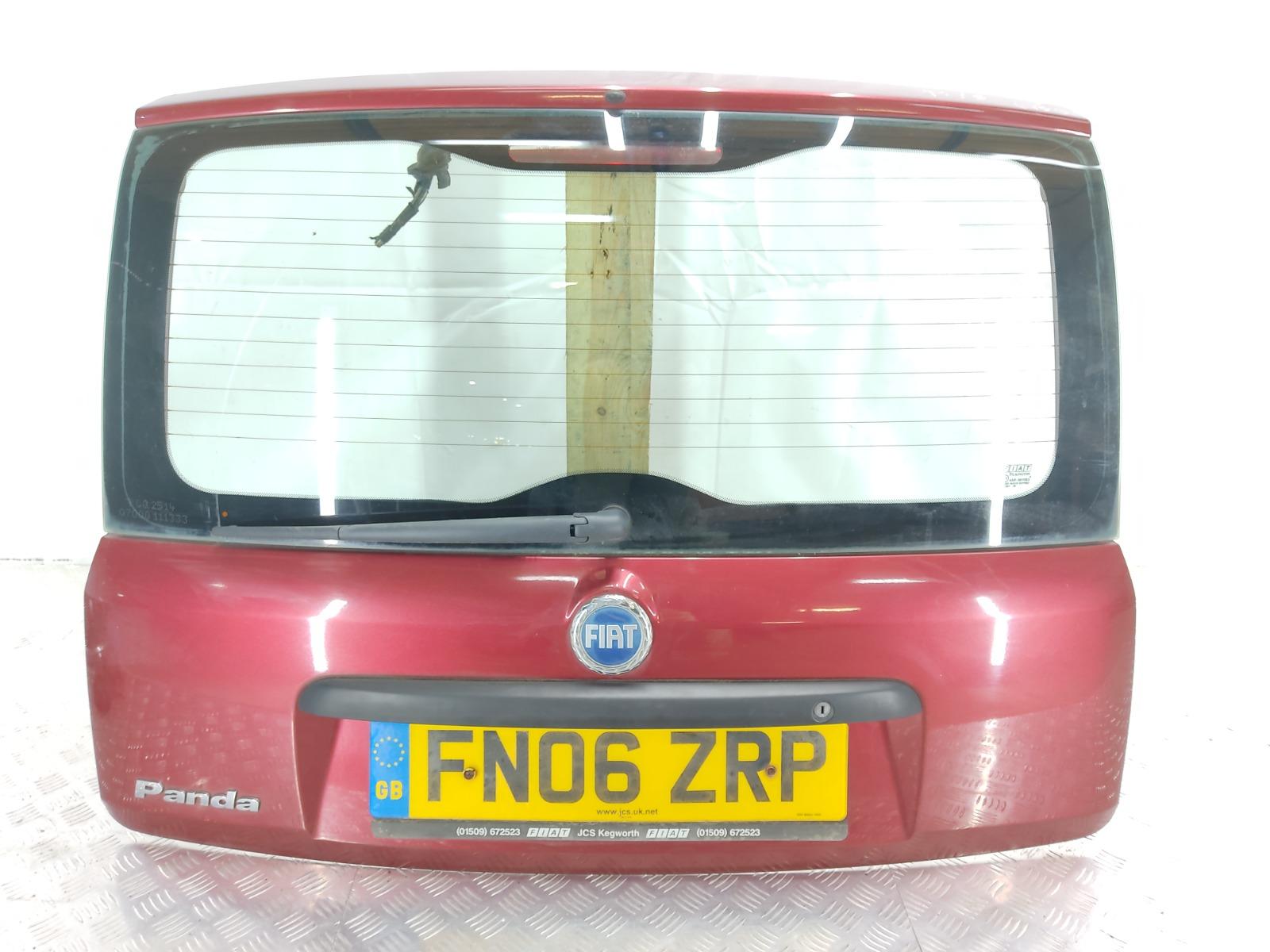 Крышка багажника Fiat Panda 1.2 I 2006 (б/у)