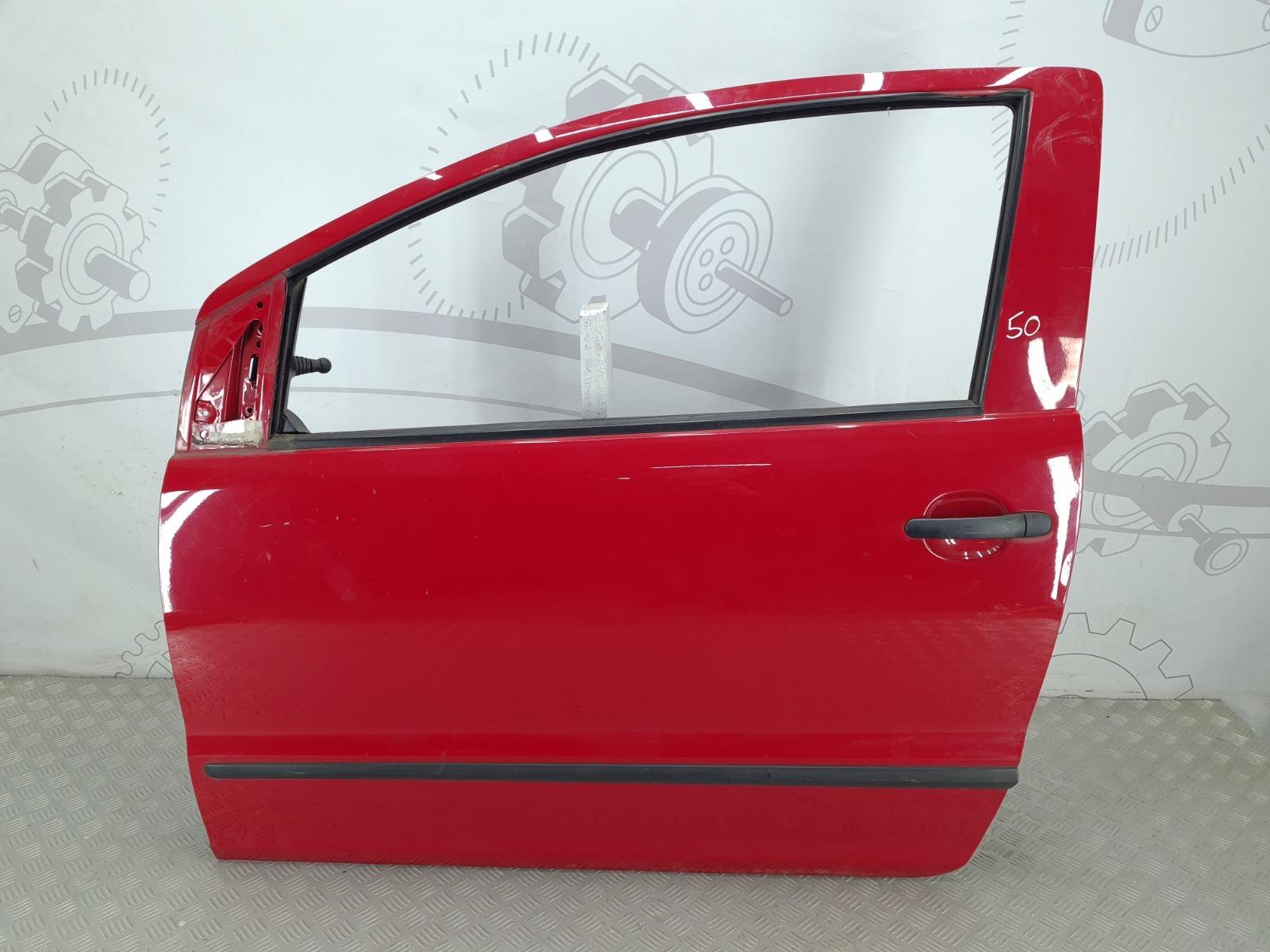 Дверь передняя левая Volkswagen Fox 1.2 I 2008 (б/у)