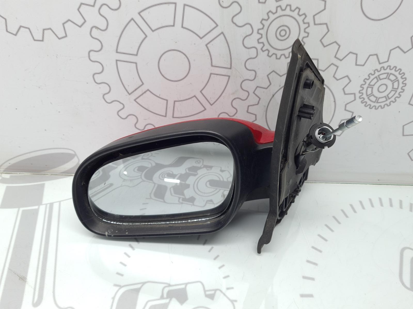 Зеркало наружное левое Volkswagen Fox 1.2 I 2008 (б/у)