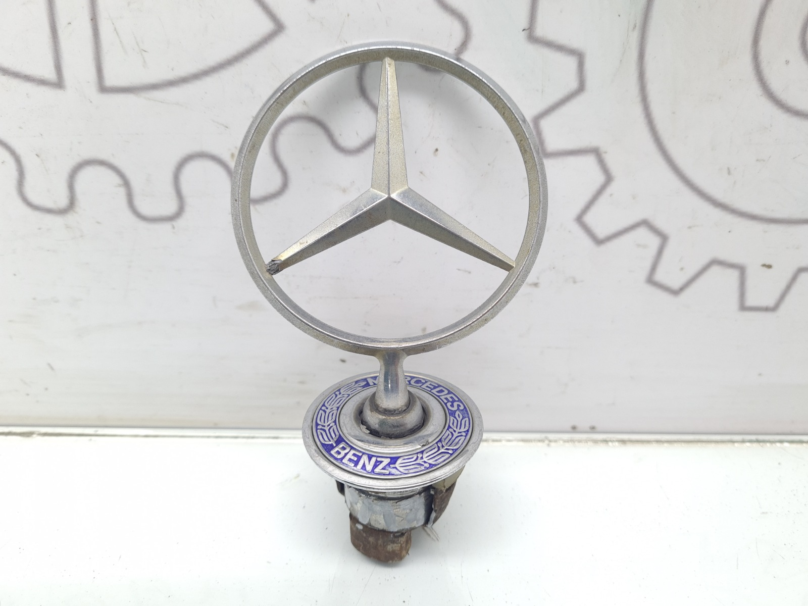 Эмблема Mercedes C W203 2.6 I 2001 (б/у)