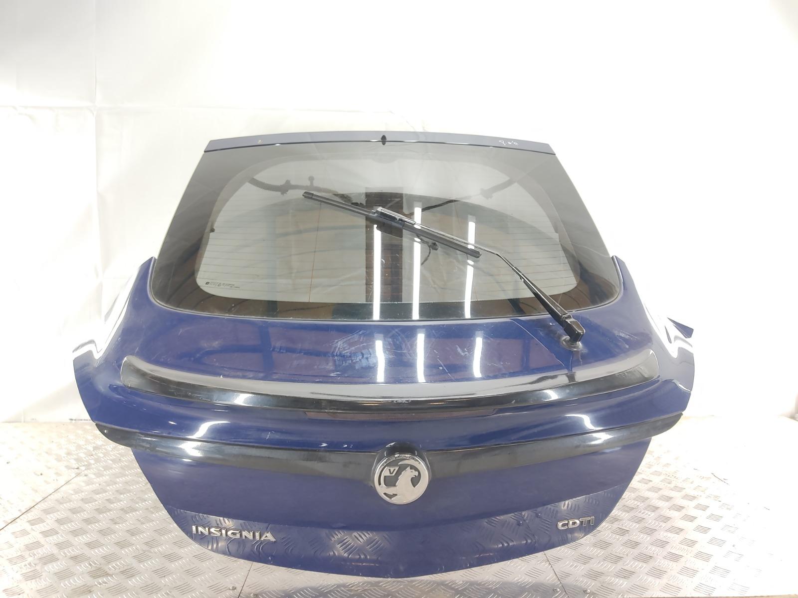 Крышка багажника Opel Insignia 2.0 CDTI 2010 (б/у)