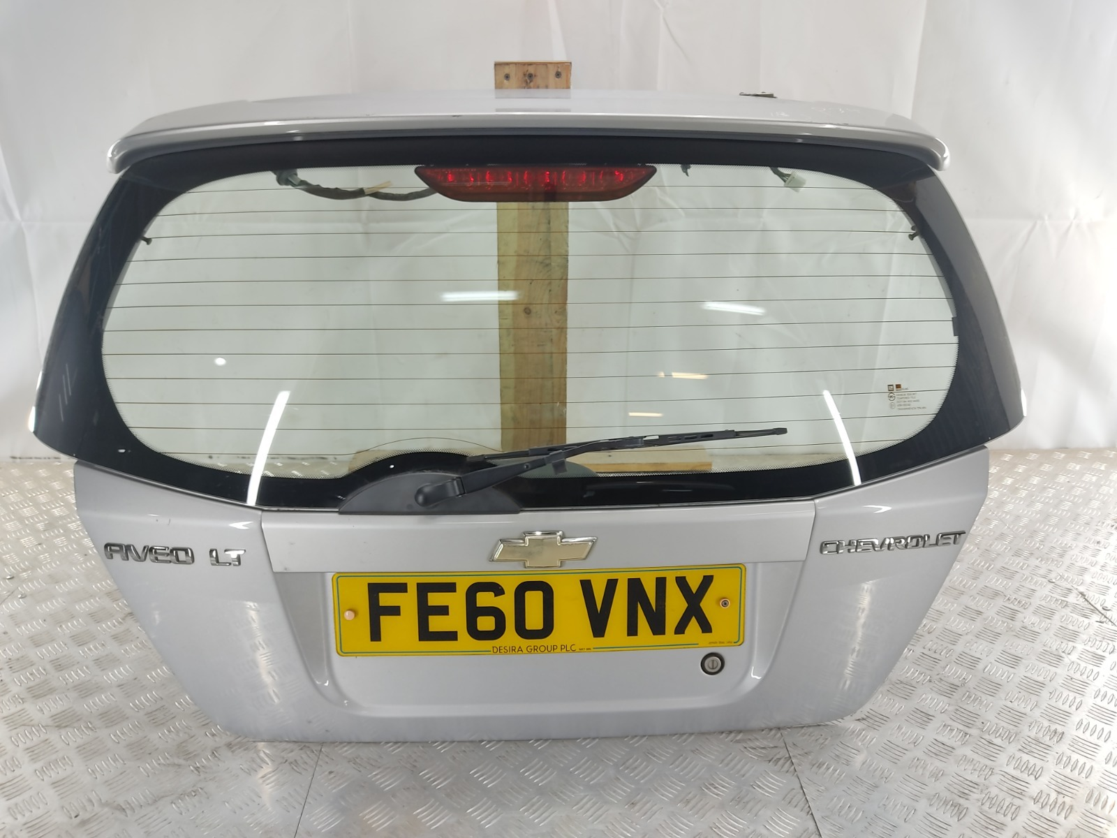Крышка багажника (дверь 3-5) Chevrolet Aveo T250 1.4 I 2010 (б/у)