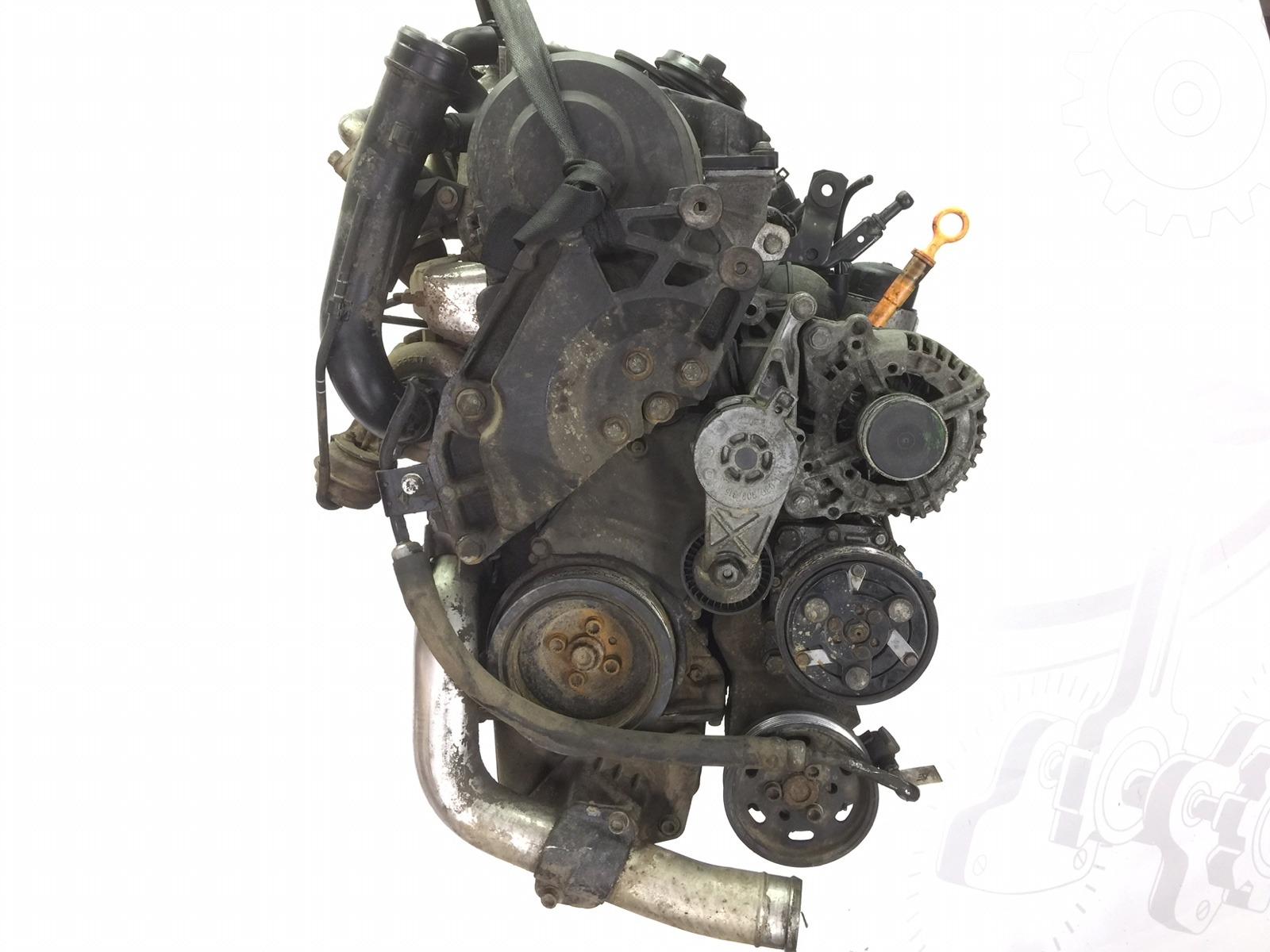 Двигатель Volkswagen Sharan 1.9 TDI 2007 (б/у)