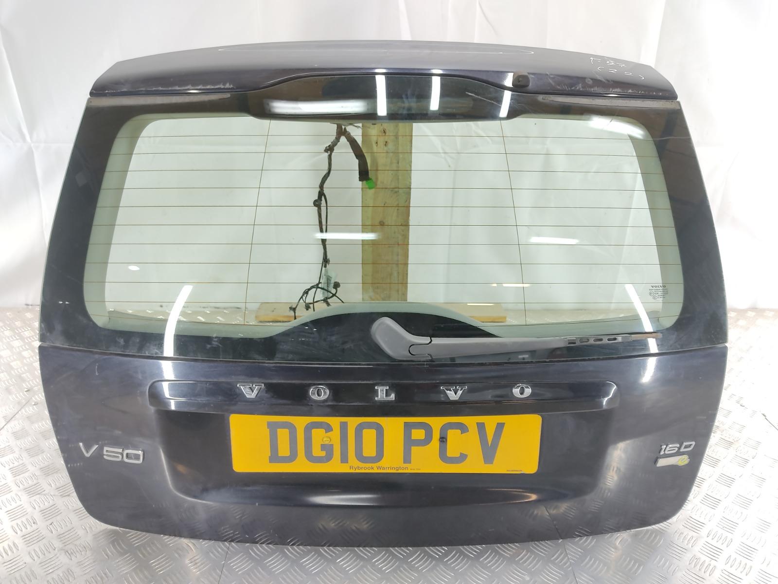Крышка багажника (дверь 3-5) Volvo V50 1.6 D 2010 (б/у)
