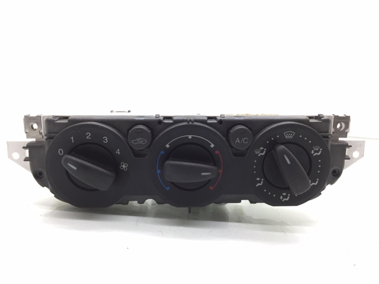 Блок управления печки/климат-контроля Ford Focus 1.6 I 2006 (б/у)