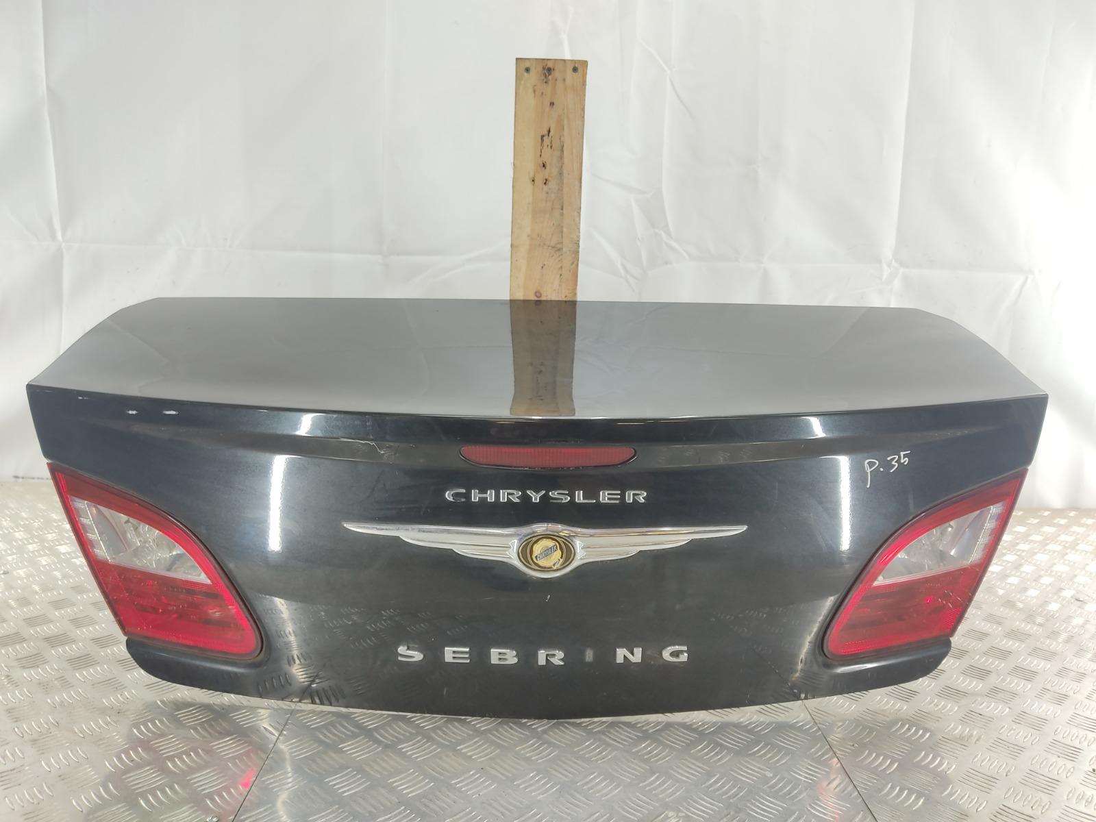 Крышка багажника Chrysler Sebring 3 2.4 I 2007 (б/у)