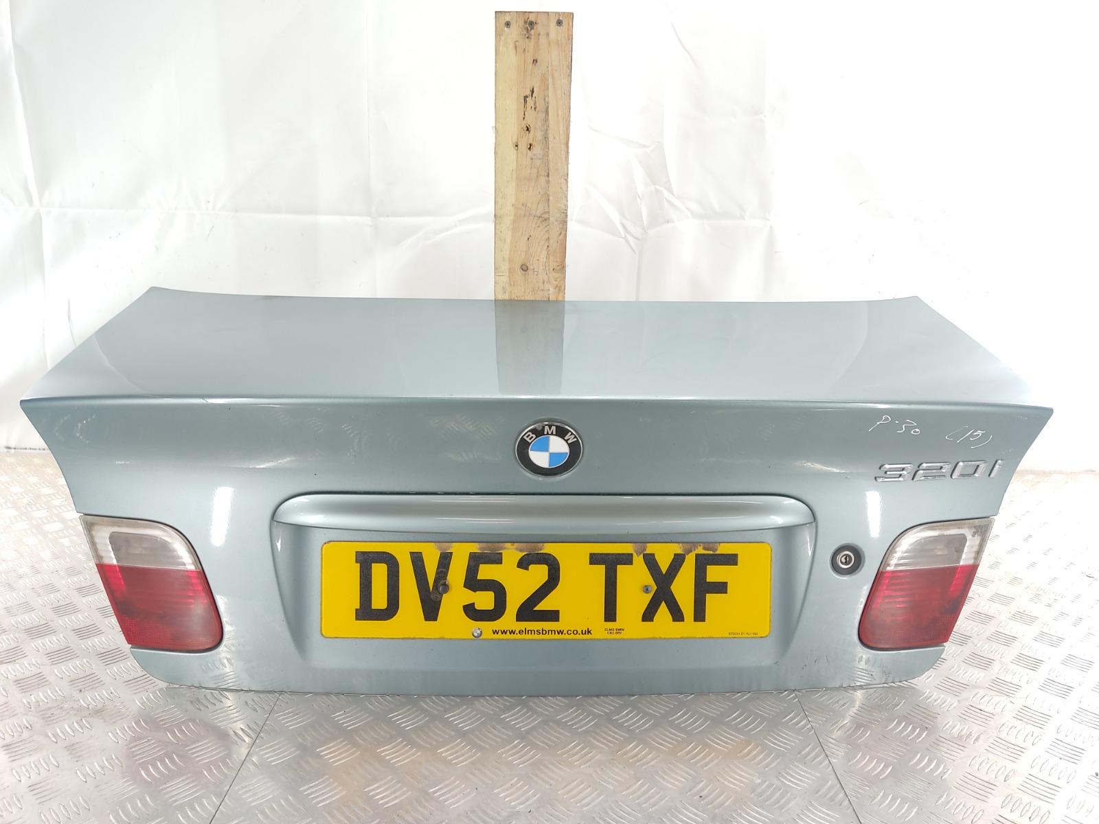 Крышка багажника (дверь 3-5) Bmw 3 E46 2.2 I 2002 (б/у)