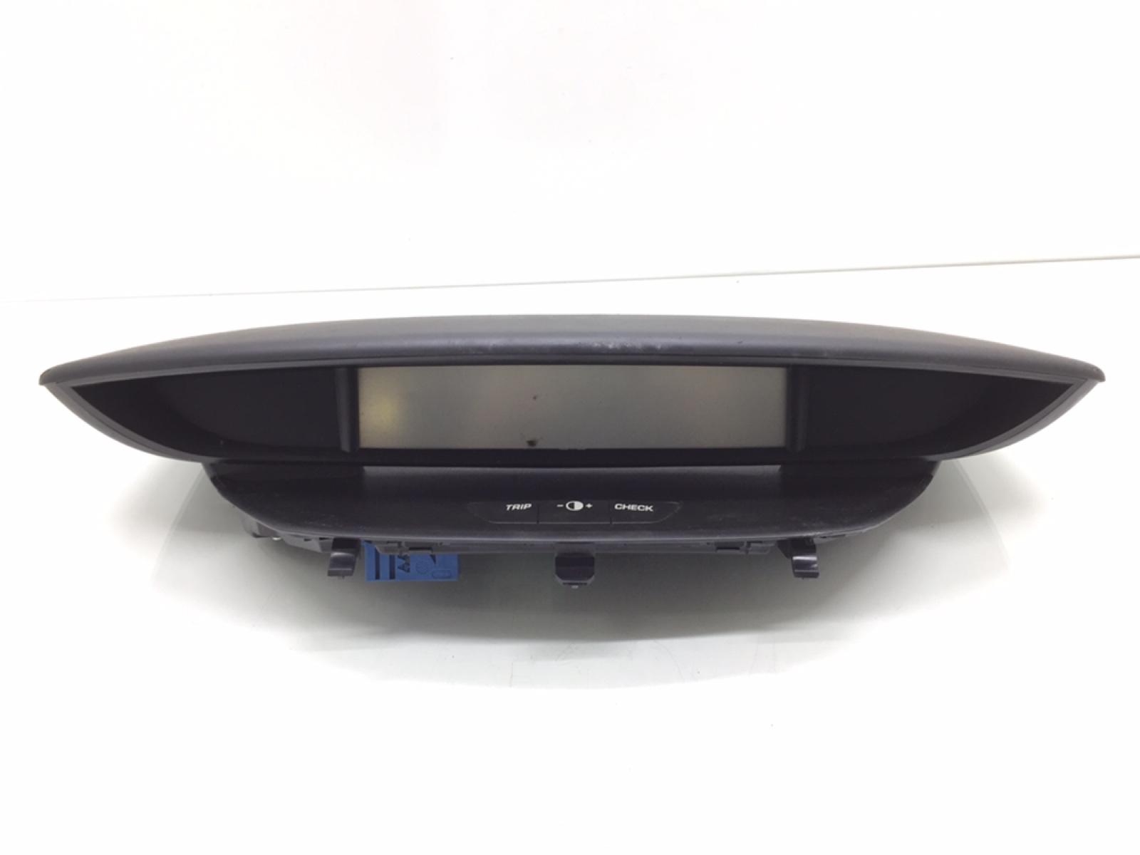 Щиток приборов (приборная панель) Citroen C4 1.4 I 2007 (б/у)