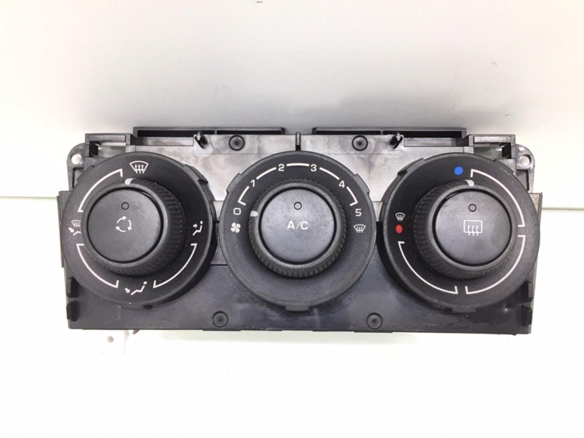 Блок управления печки/климат-контроля Peugeot 308 T7 1.6 HDI 2008 (б/у)