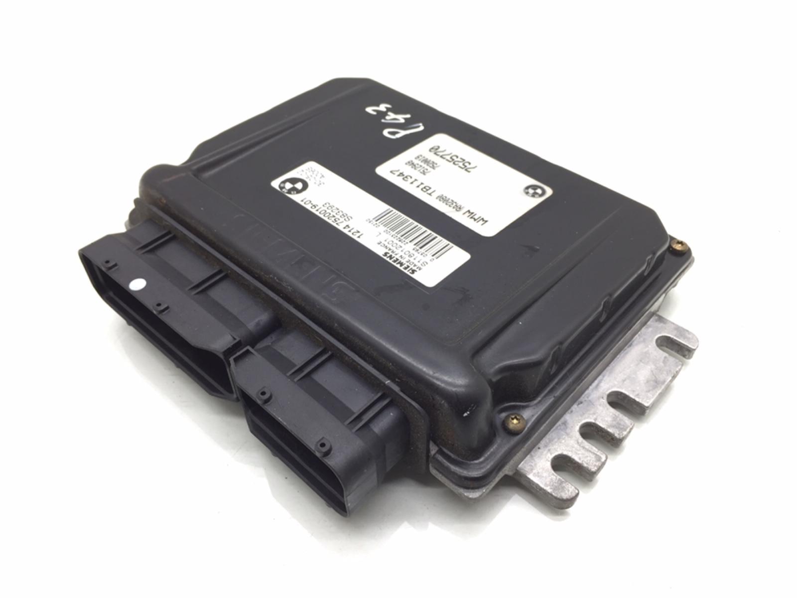 Блок управления двигателем Mini Cooper R50 1.6 I 2002 (б/у)
