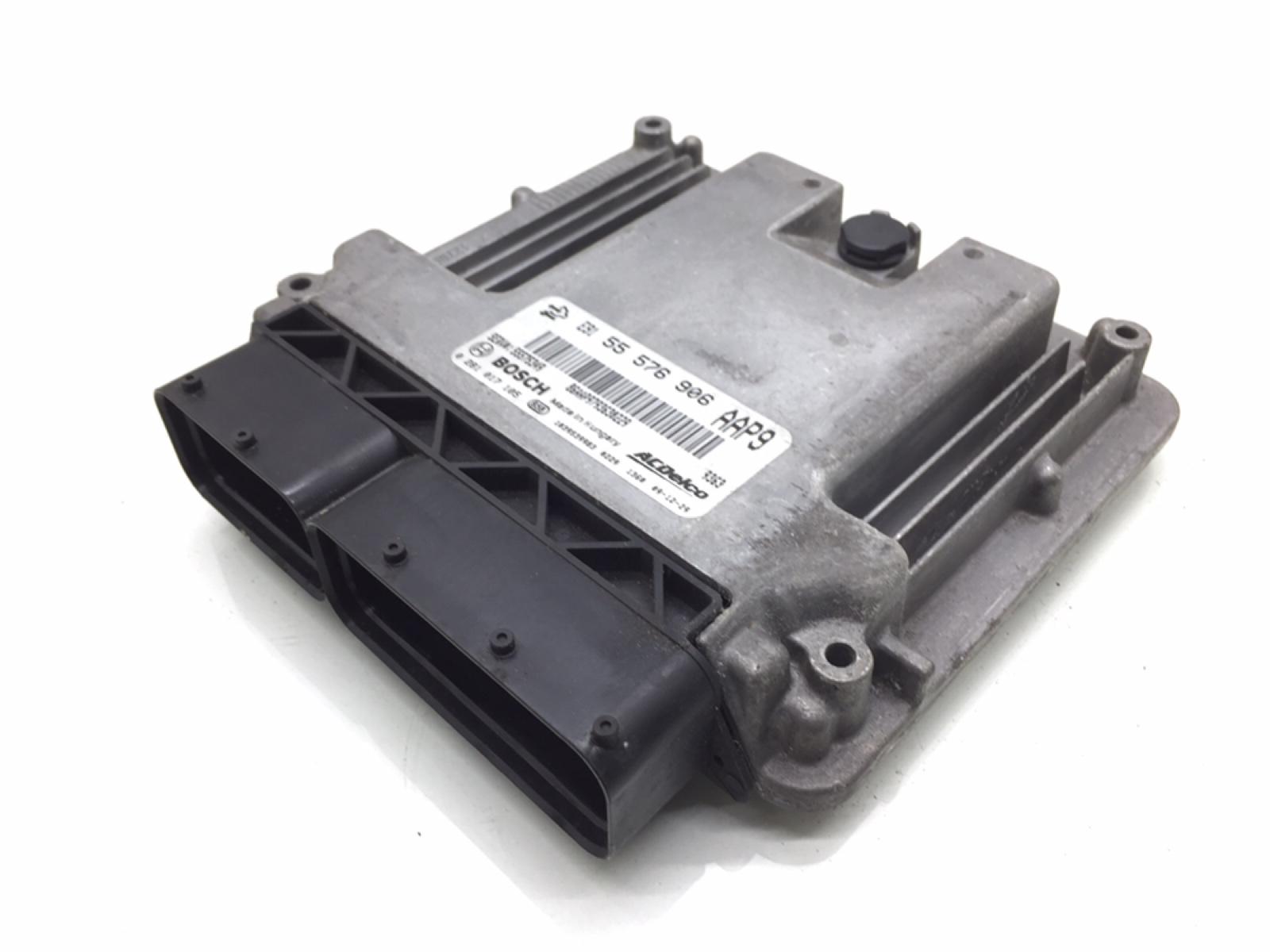 Блок управления двигателем Opel Insignia 2.0 CDTI 2010 (б/у)